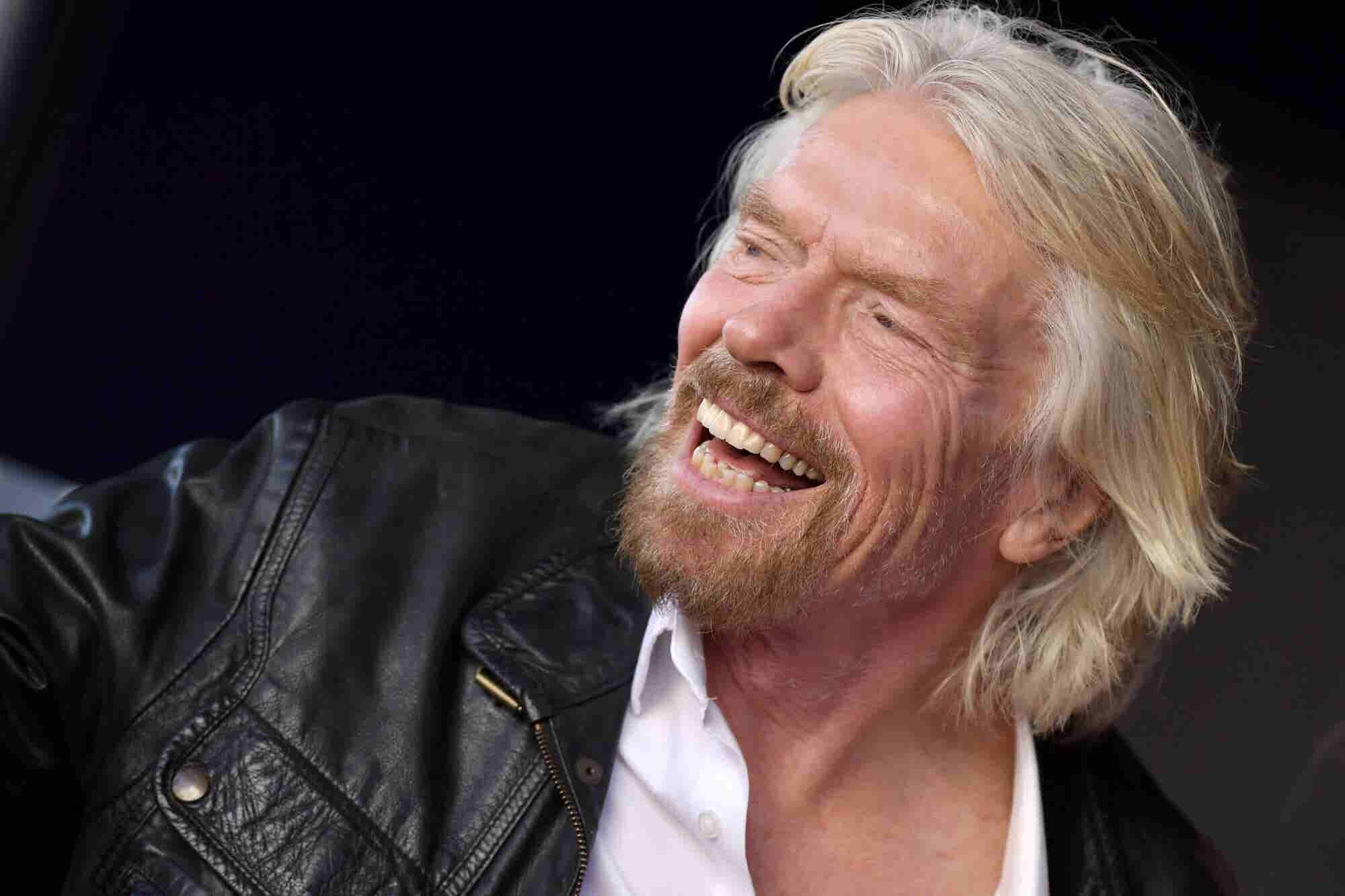On a Scale of 1 to 10, Compared to Richard Branson, How Relatable Are You?