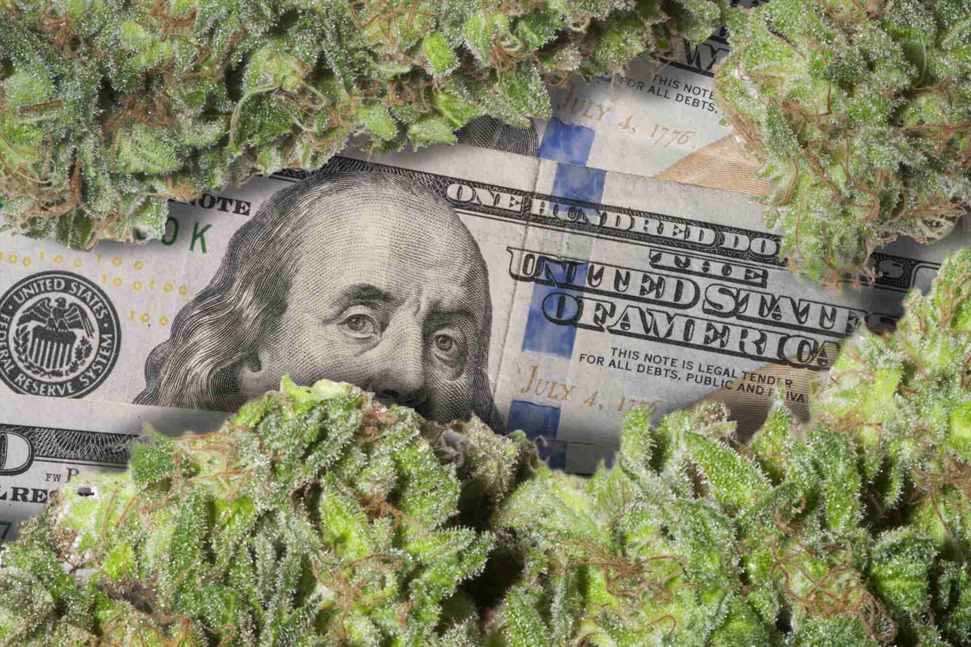 Cannabis Companies Generously Support Their Communities But Don't Get to Deduct It From Their Taxes