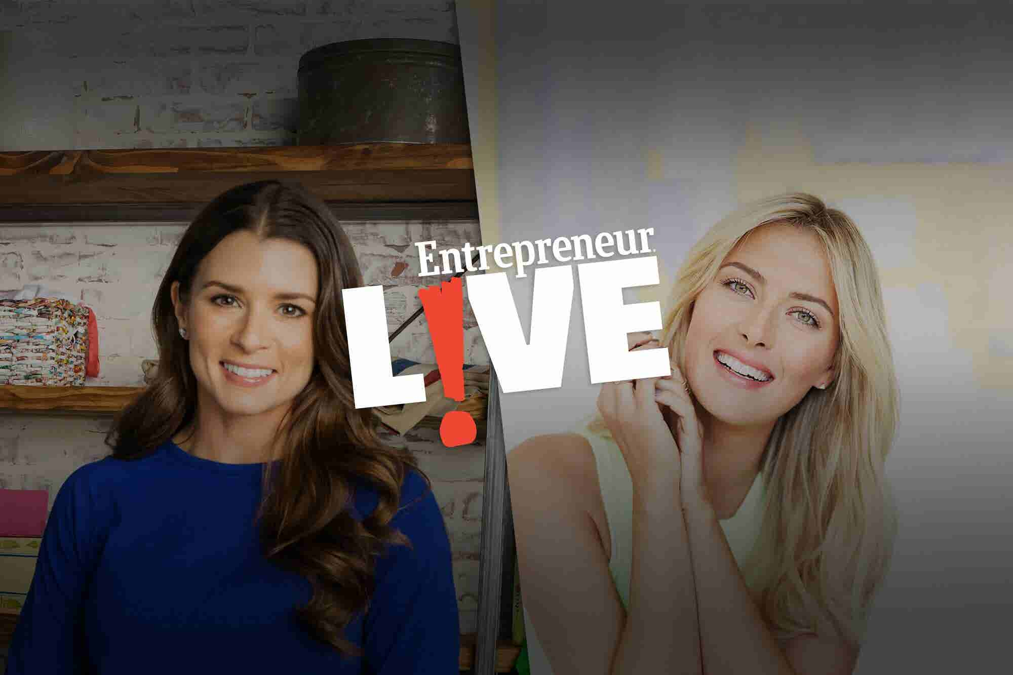 Watch Now: Entrepreneur Live! Event Streaming Here