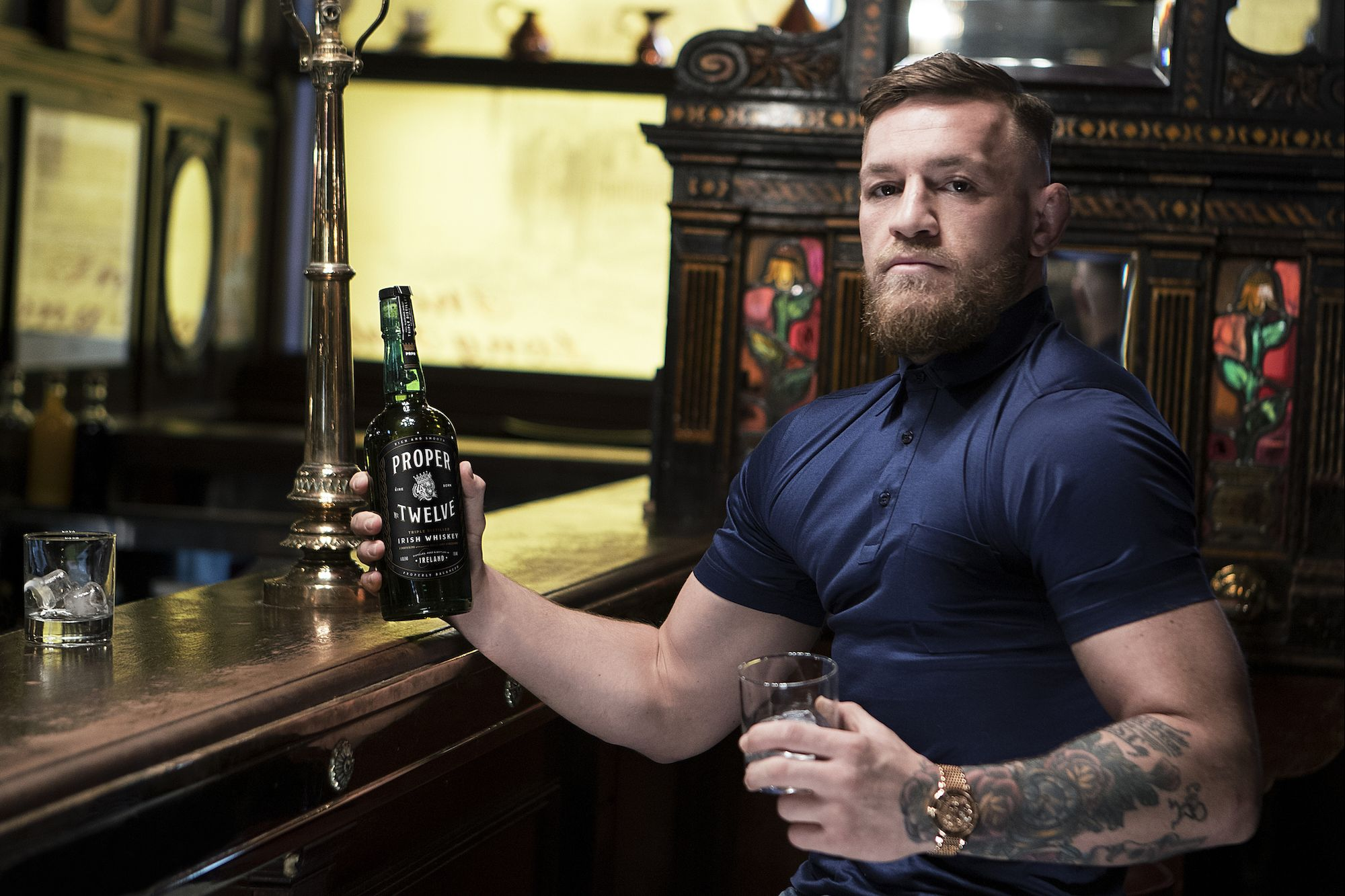 Verwonderlijk From MMA Champ to Whiskey Entrepreneur: a Conversation With Conor KV-28