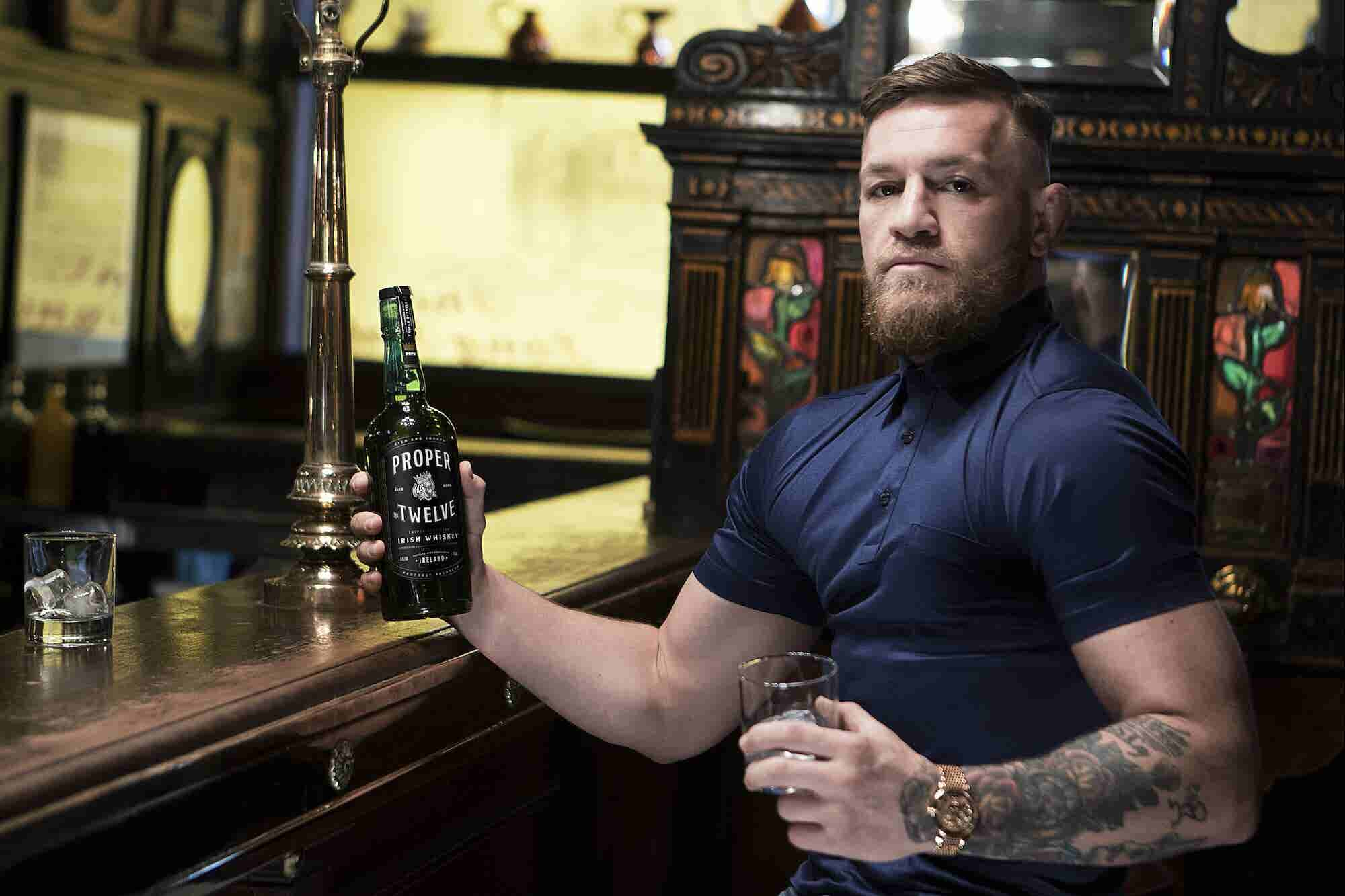 From MMA Champ to Whiskey Entrepreneur: a Conversation With Conor McGregor