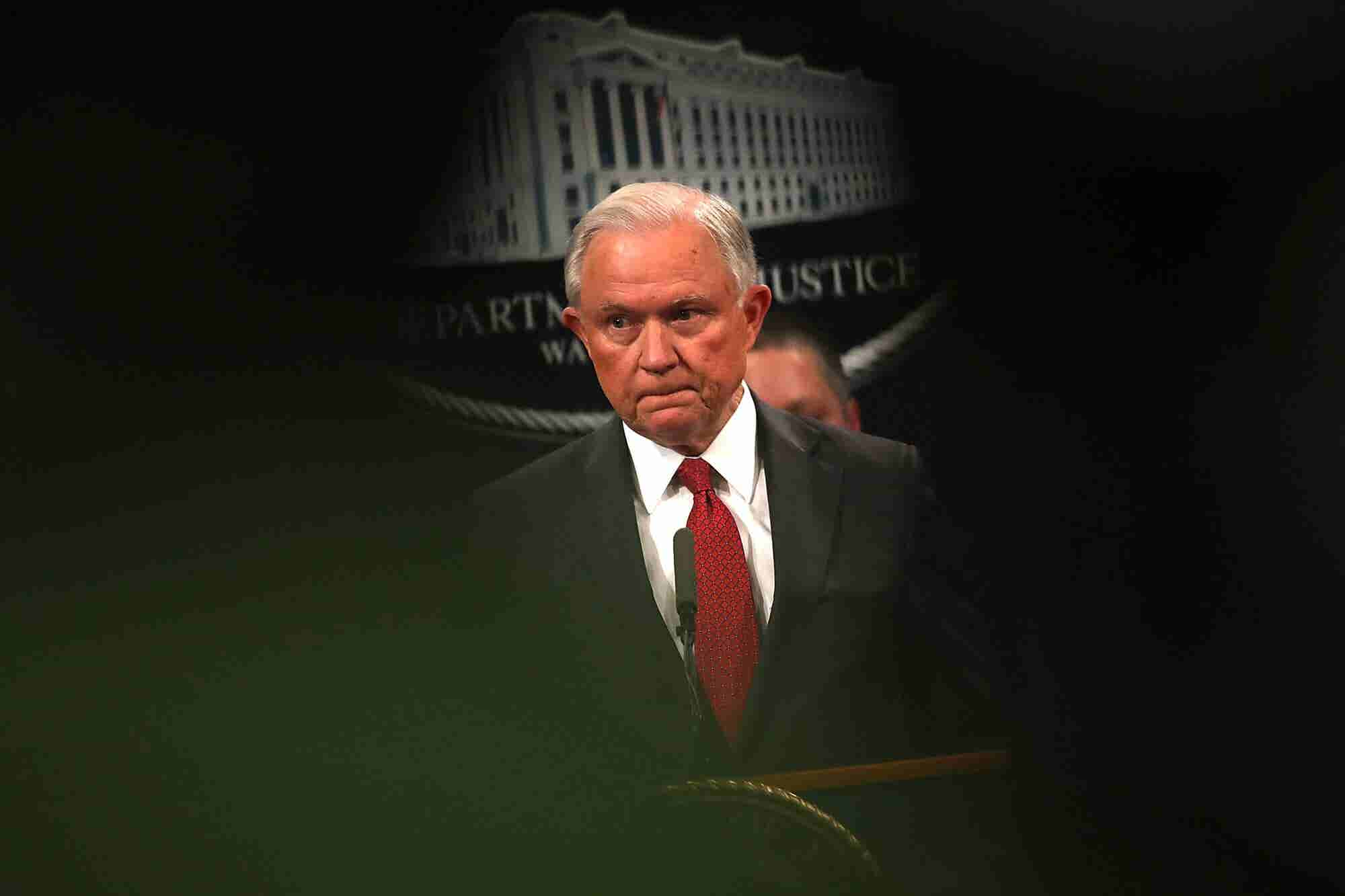 10 Cannabis Executives Predict How AG Jeff Sessions' Retirement Will Affect the Marijuana Industry