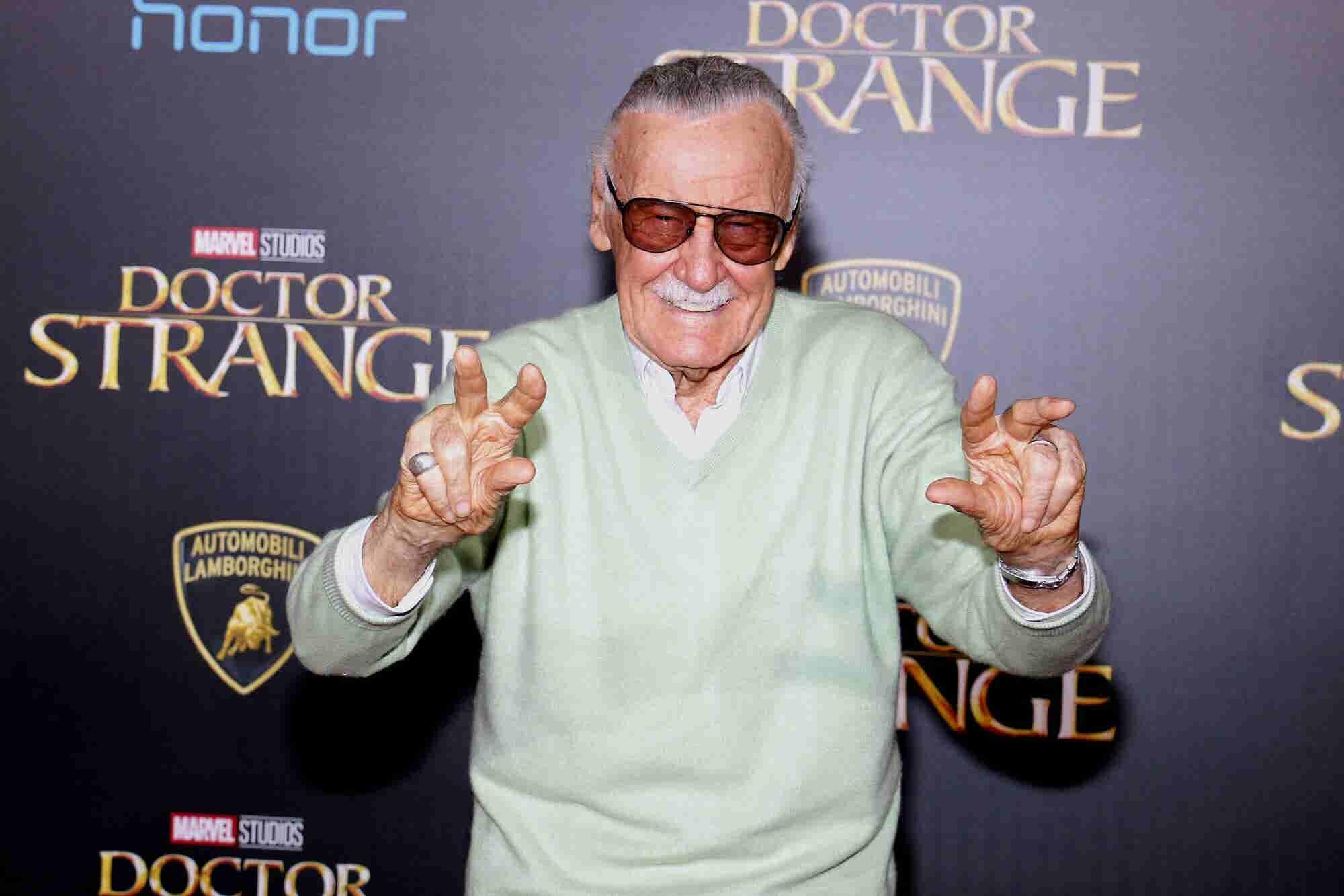 Estas son las frases más heroicas de Stan Lee