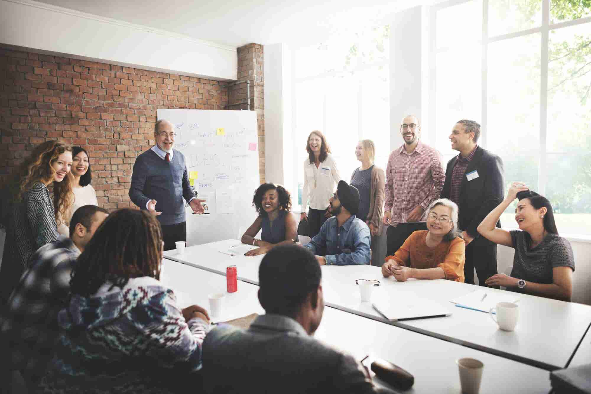 When Acquiring a Company, Don't Forget About the People