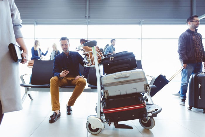 How to Be Productive During Long (or Short) Airport Layovers