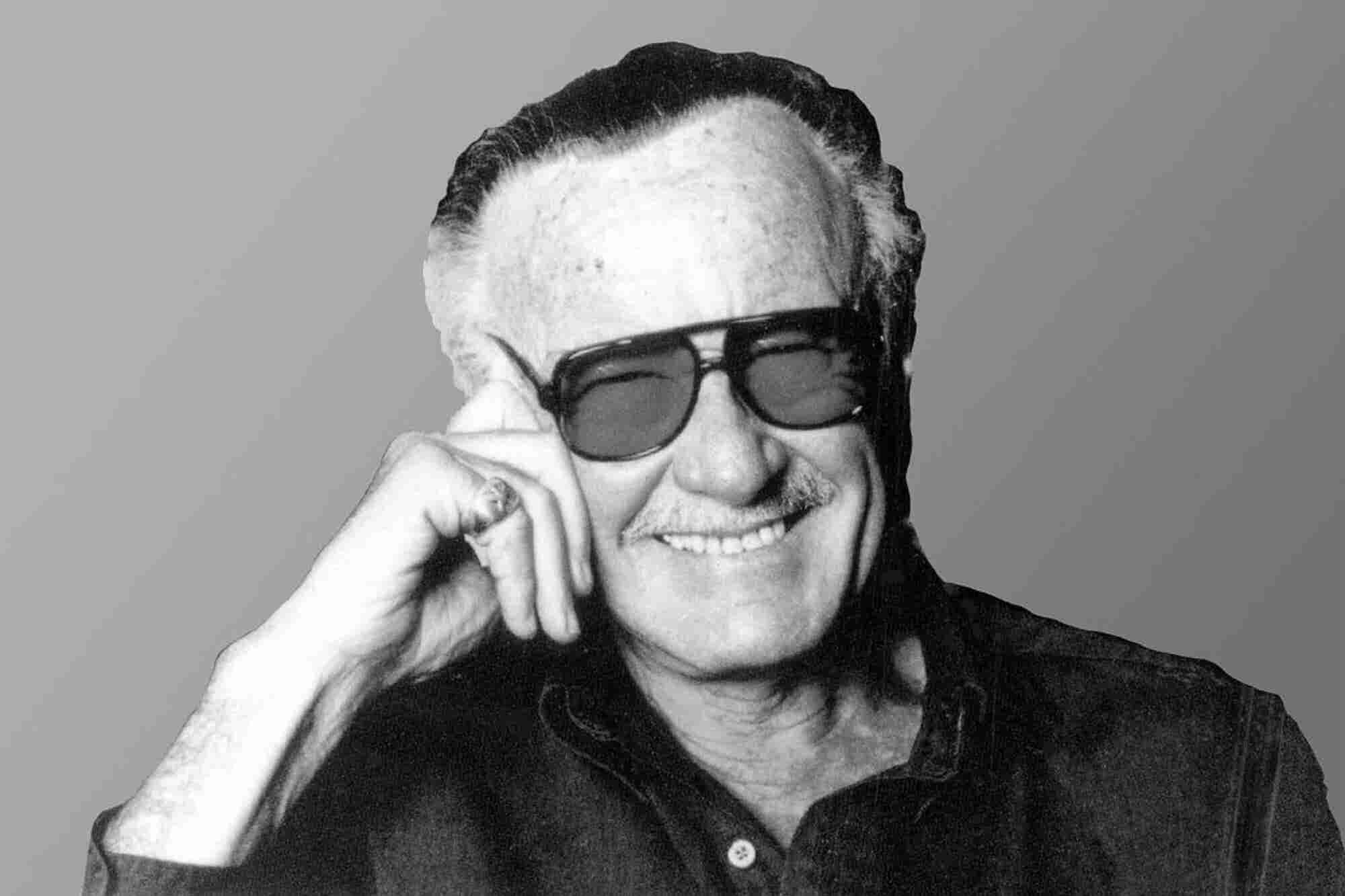 Five Quotes by Stan Lee that Teach us How to be a Workplace Hero