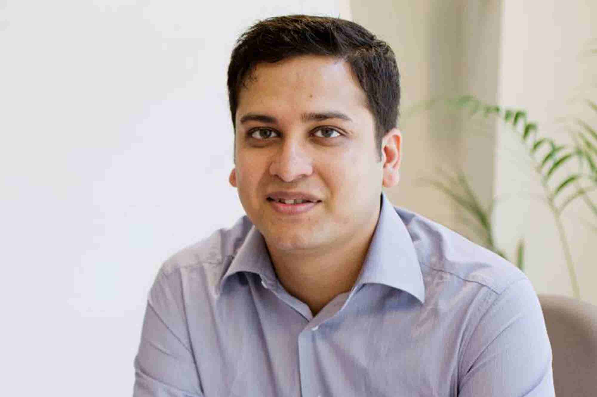 India's Most Celebrated Startup's Founder Steps Down on Alleged 'Serio...