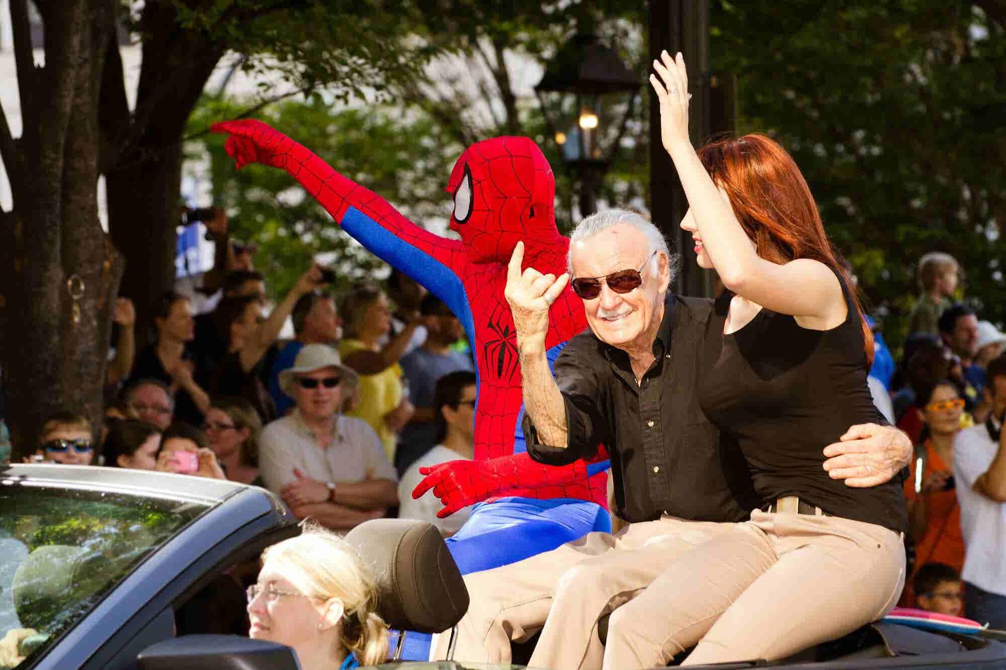 Stan Lee, los superhéroes y las debilidades del emprendedor