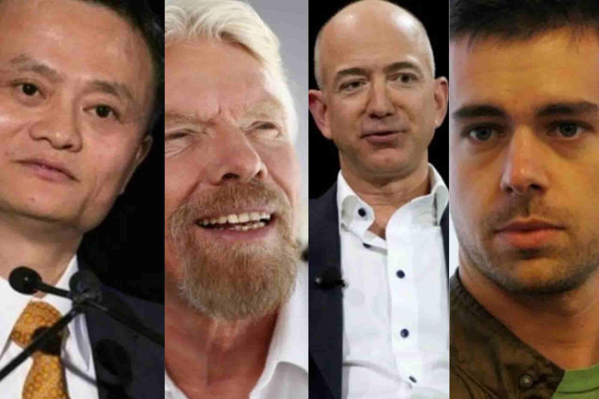 100 consejos de los grandes empresarios del mundo para ti
