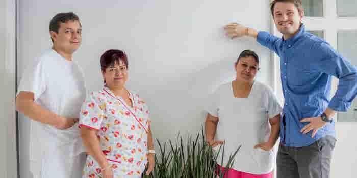 Los mexicanos que te ayudan a cuidar a tus enfermos a través de una app