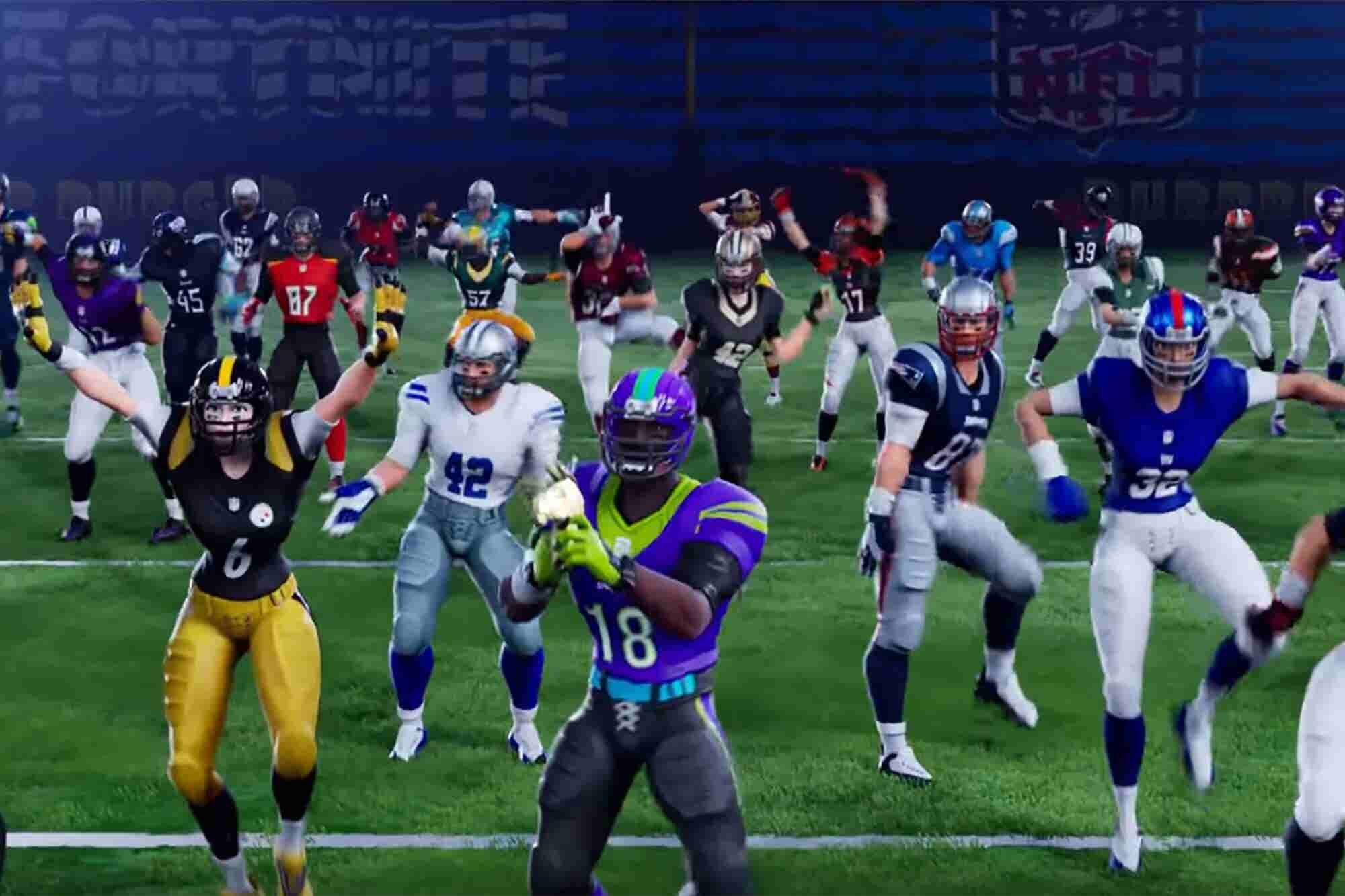 'Fortnite' Players Are Creating Sick Scenarios With NFL Outfits From I...