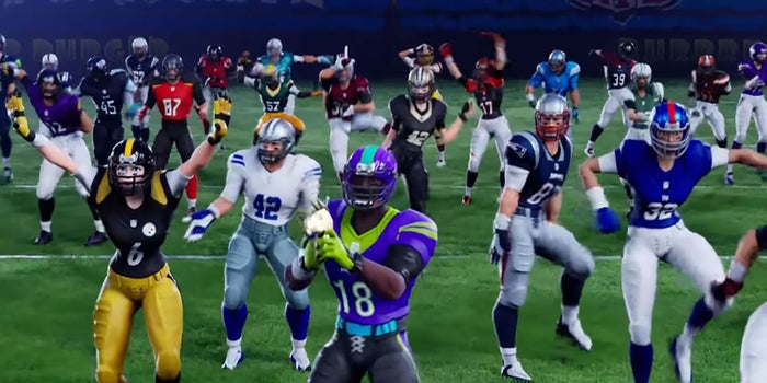 new arrival dd5a3 aa94c Fortnite' Players Are Creating Sick Scenarios With NFL ...