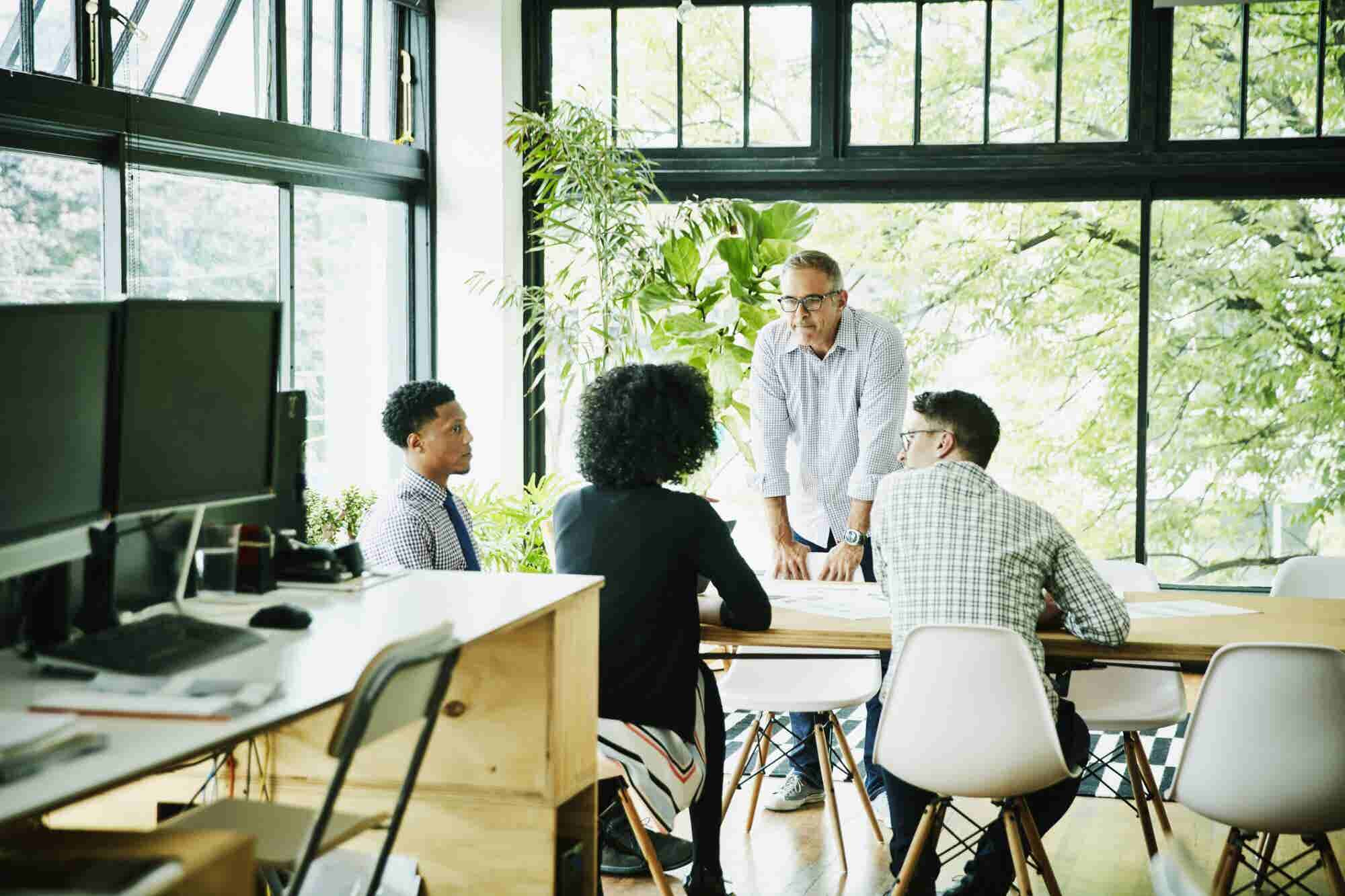 This Is How to Be Present for Your Employees in Times of Change
