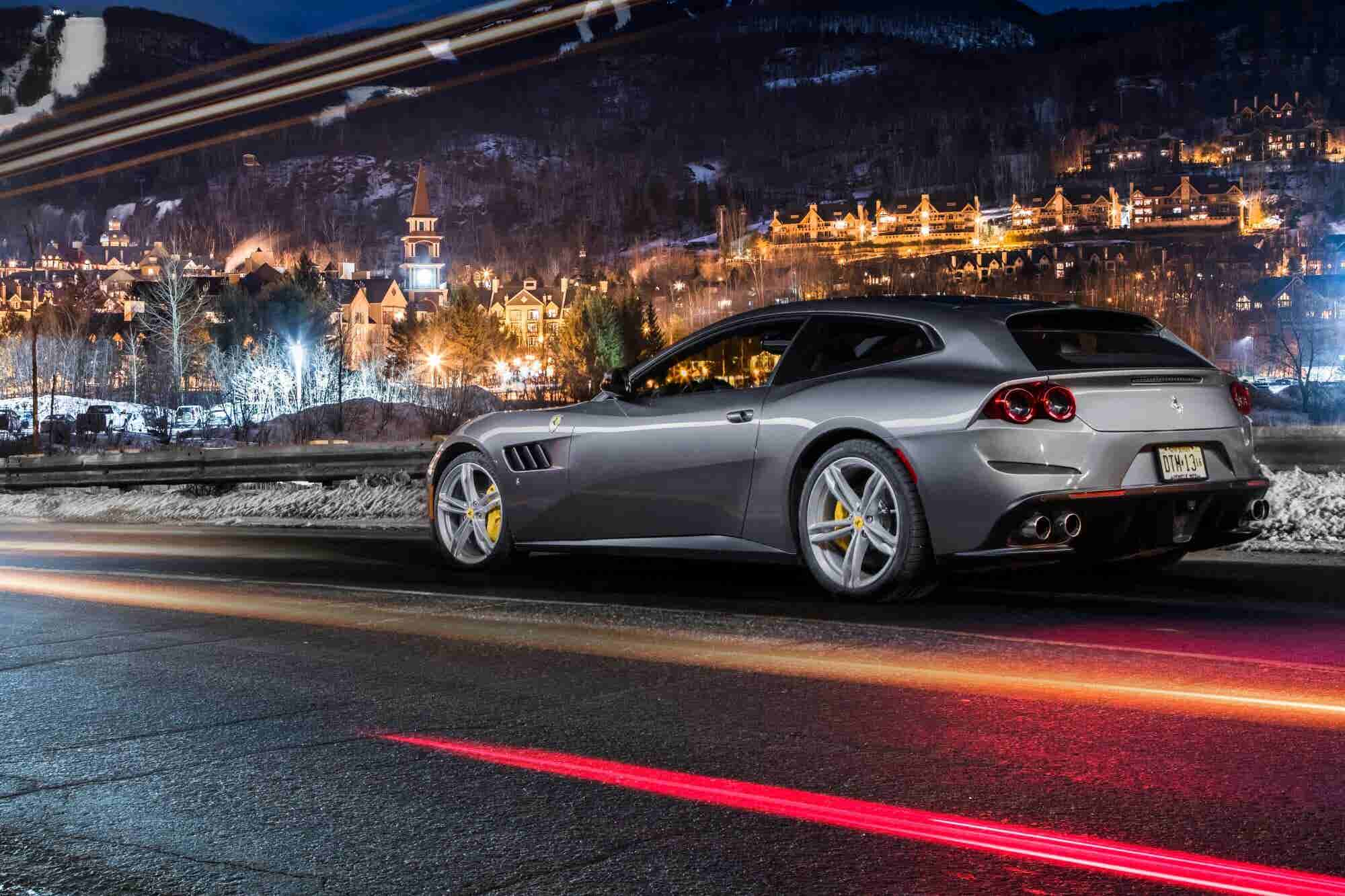 This Is What It's Like to Drive the Ferrari Hatchback, the World's Most Practical Supercar