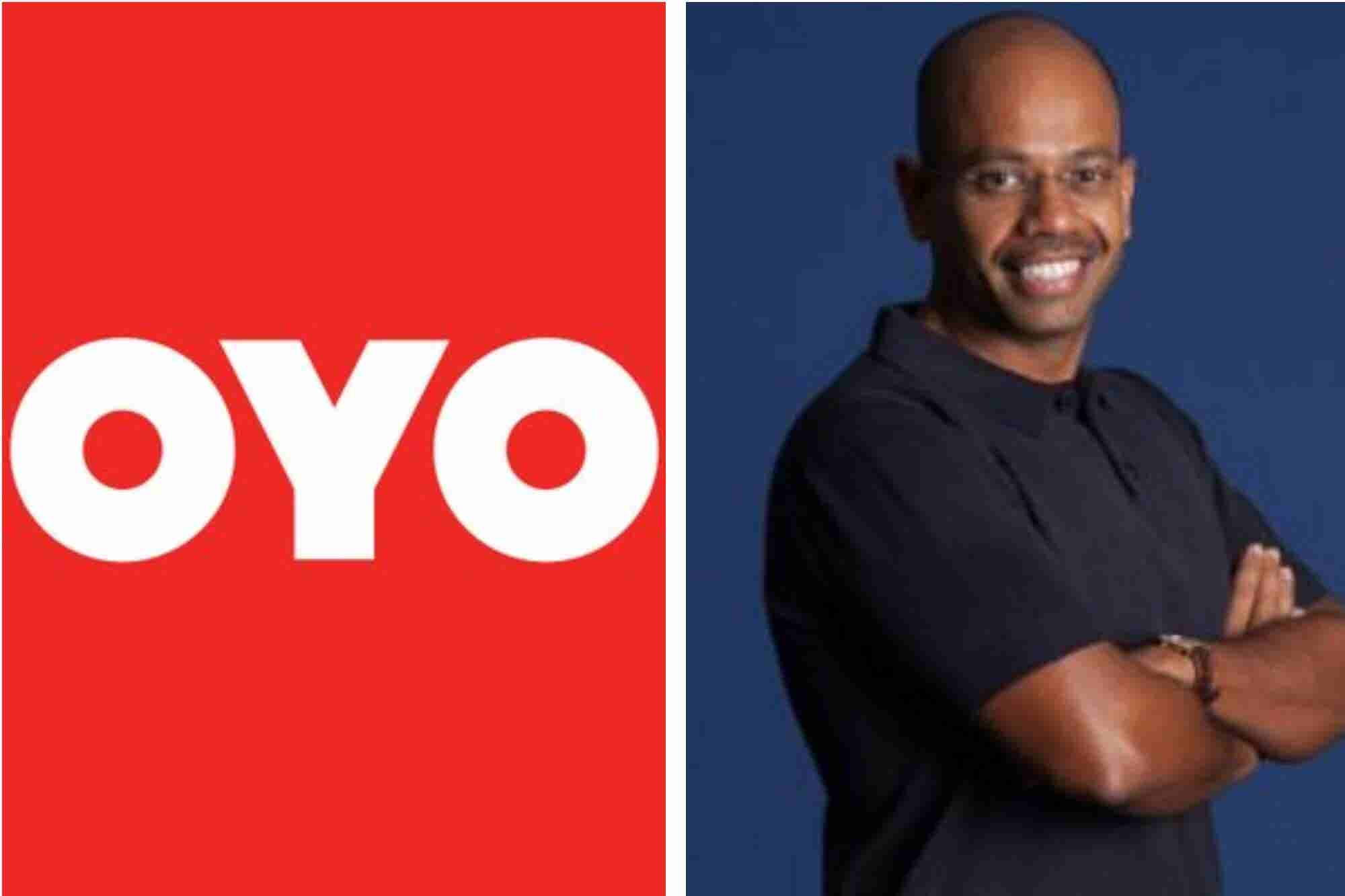 OYO Appoints new South Asia and India CEO