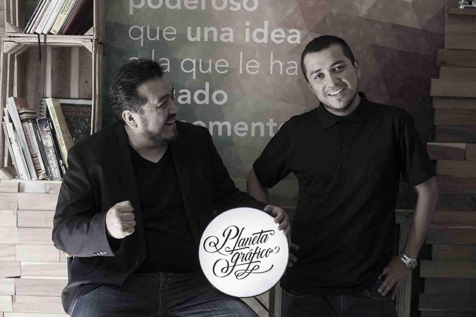 Estos hermanos quieren ayudar a los diseñadores (con o sin experiencia) a encontrar 'chamba'