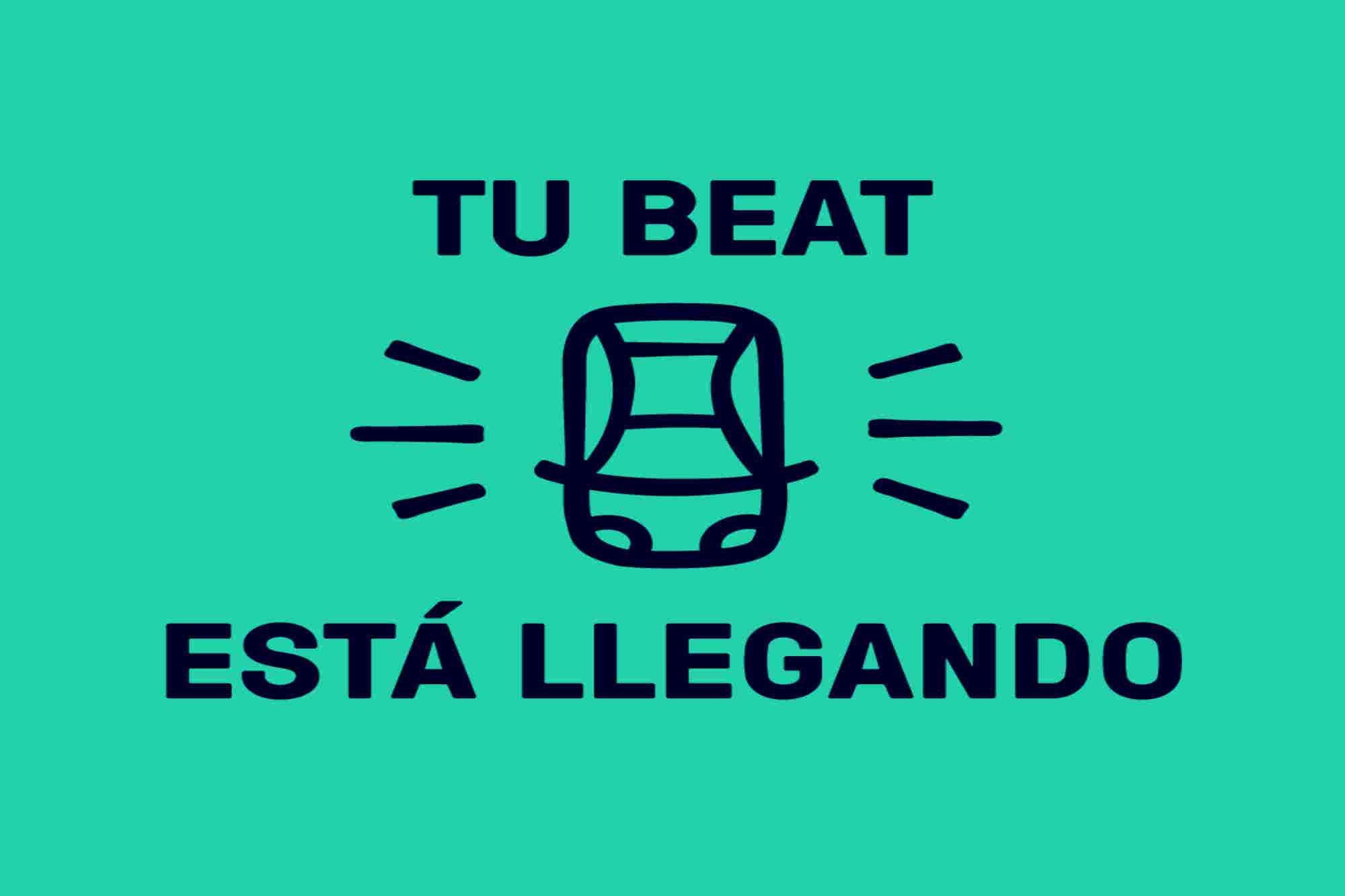 Beat, el servicio de transporte privado de Mercedes Benz llega a México; esta vez para comerse a Uber, Cabify y Didi