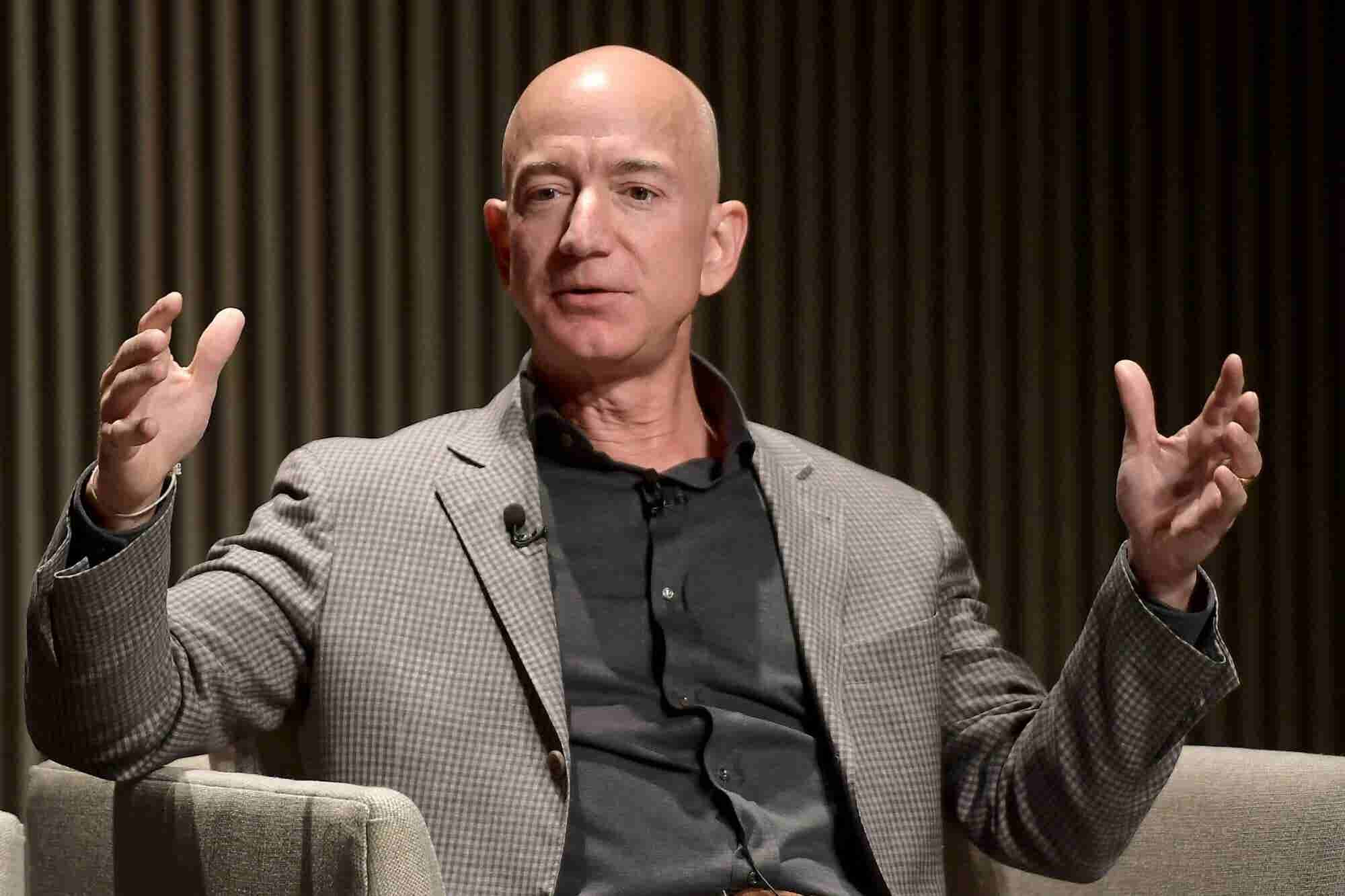Jeff Bezos: 'I Predict One Day Amazon Will Fail'