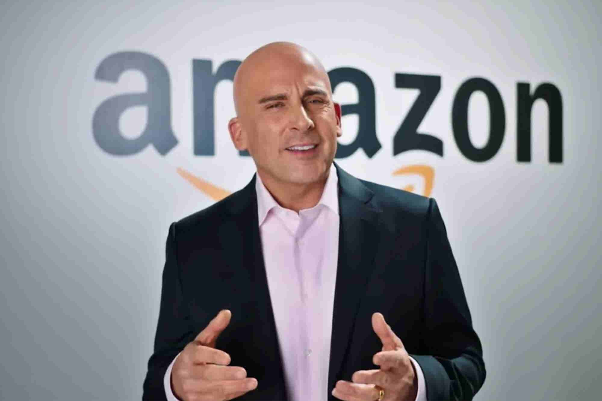Amazon's Jeff Bezos Gets the SNL Treatment