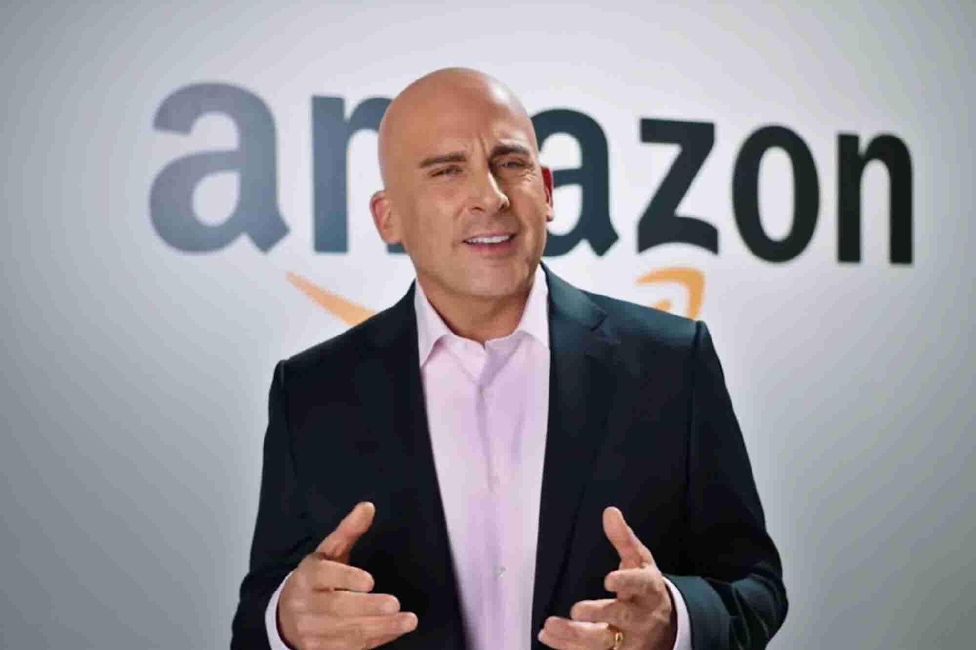 Amazon's Jeff Bezos Gets the SNL Treatment