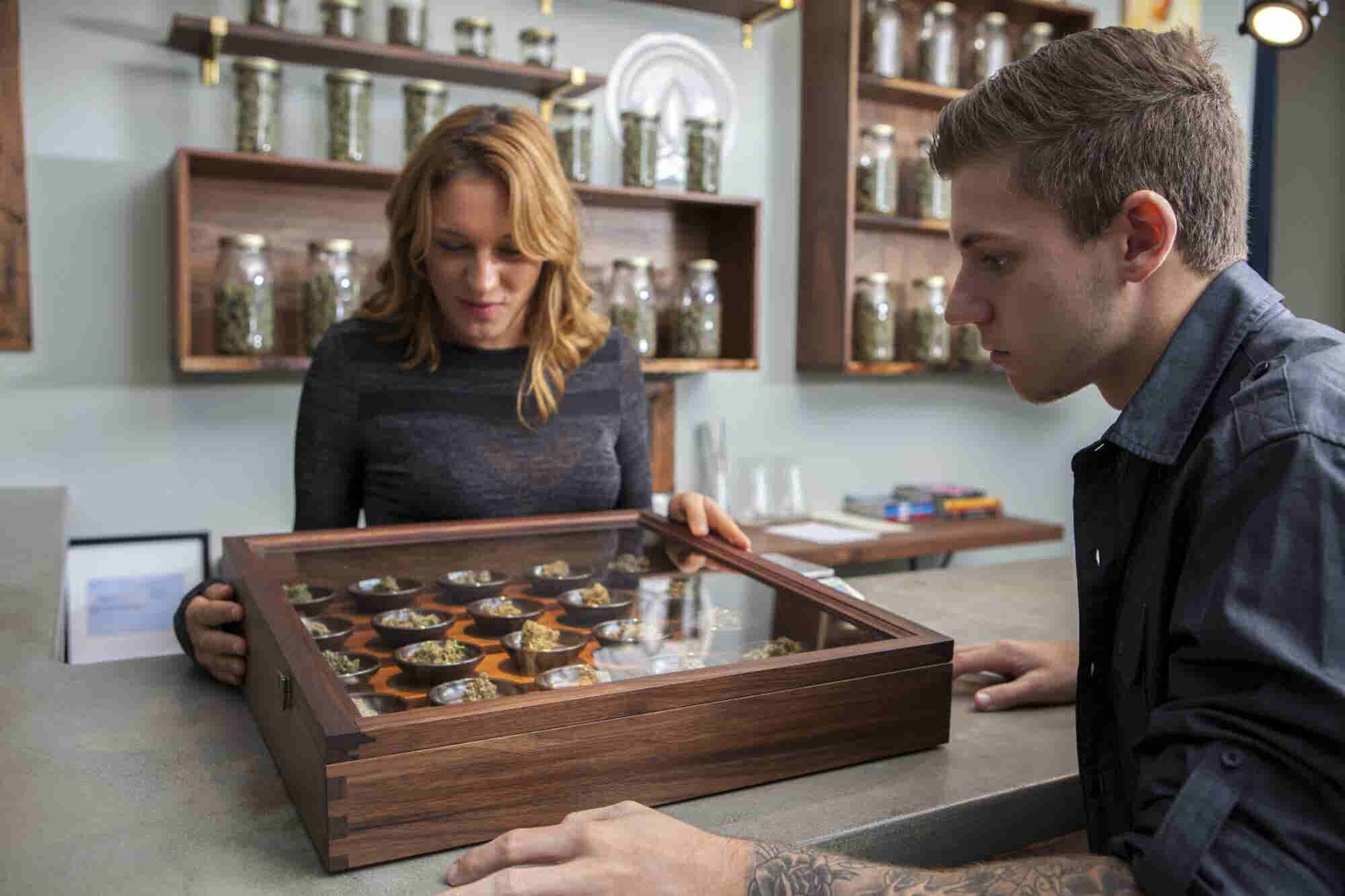 5 Opportunities for Entrepreneurs to Capitalize on America's New Relationship with Cannabis
