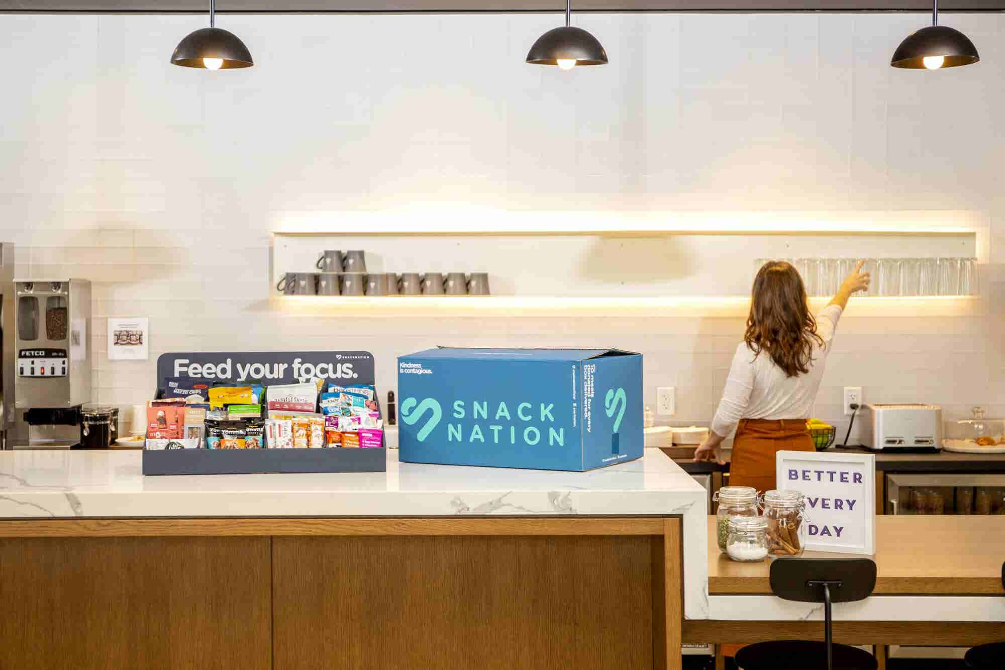 Subscription Box Startup SnackNation Built a Second Business Selling I...