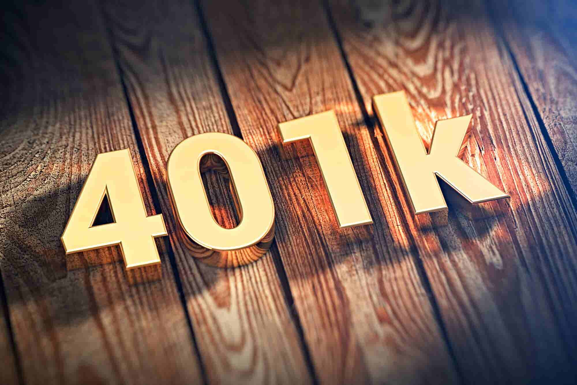 Make 401(k)s Great Again