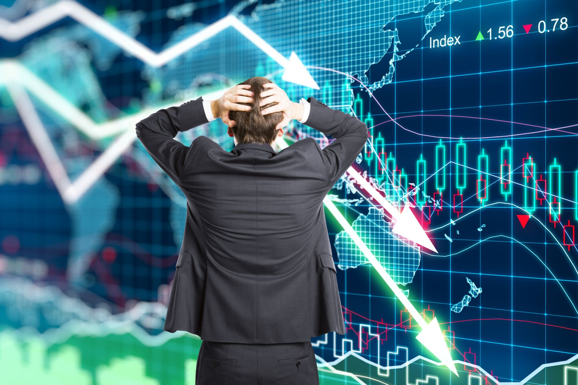 entrepreneur.com - Andrew Osterland - Confidence in the Economy Is Plunging, and so Are Stock Prices