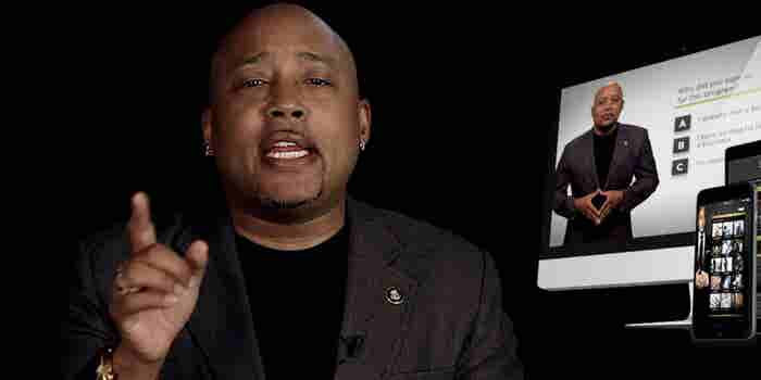 Daymond John Wants You to Smarten Up: 'Money Doesn't Solve Problems, It Highlights Weakness'