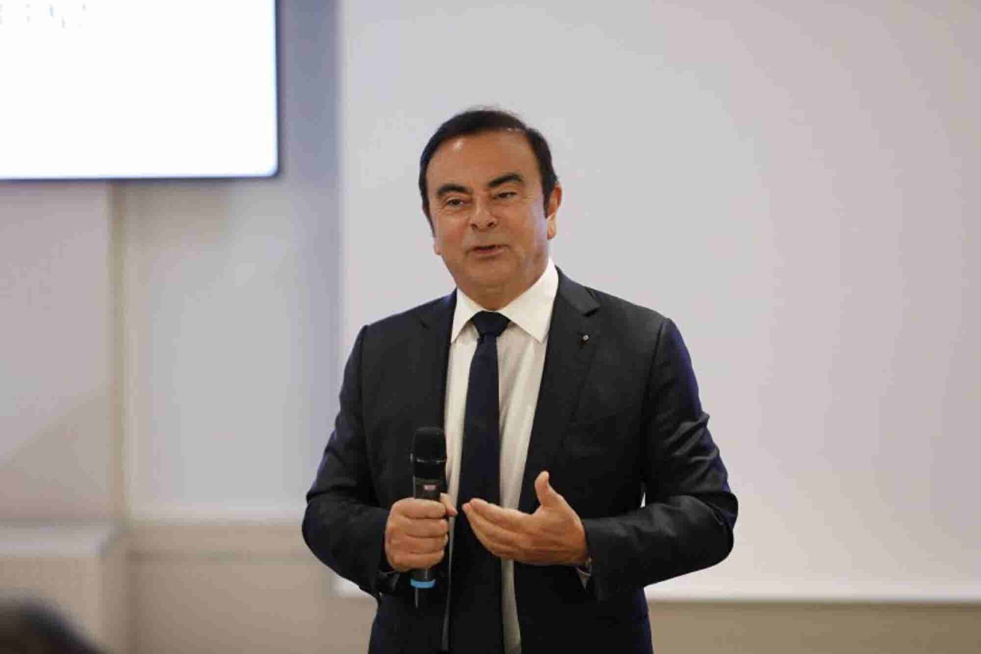 Nissan Chairman Carlos Ghosn Arrested Over Financial Misconduct Charges