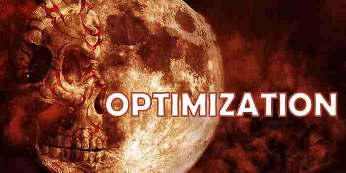 Evils of Optimization