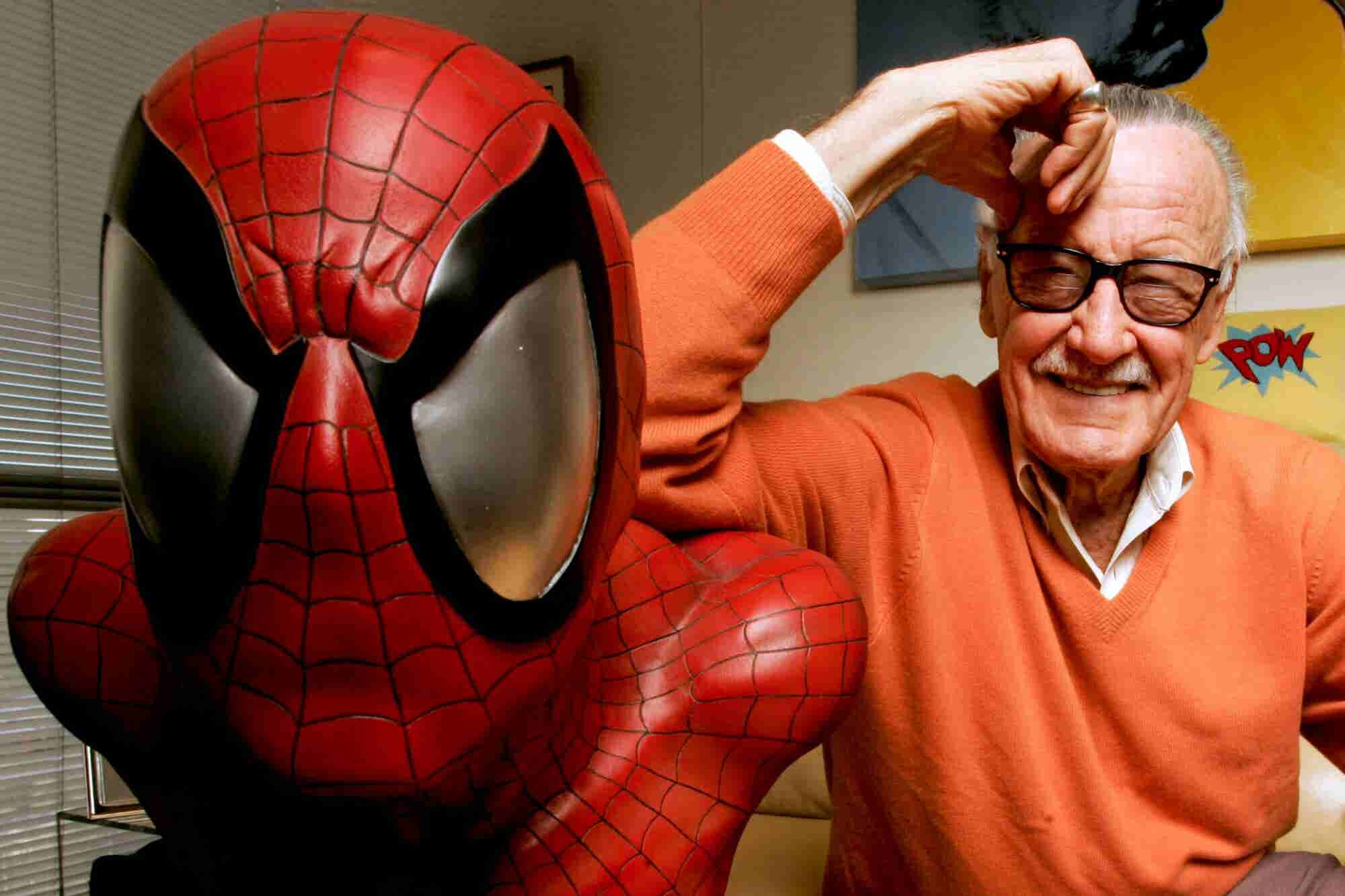 What Entrepreneurs Can Learn From Marvel Master Stan Lee