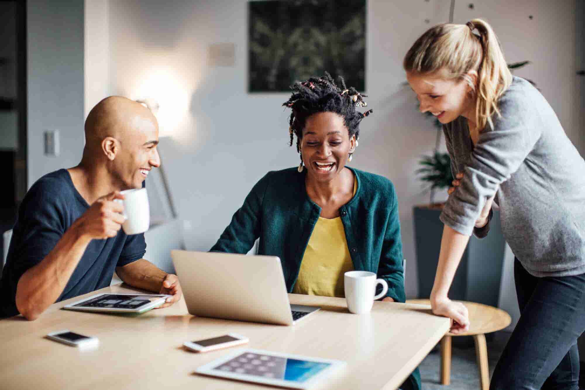 Creating a Business Culture That Values People