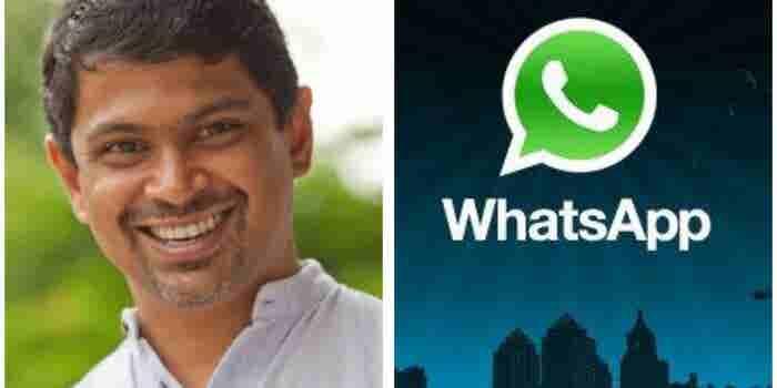 WhatsApp Welcomes New India Head