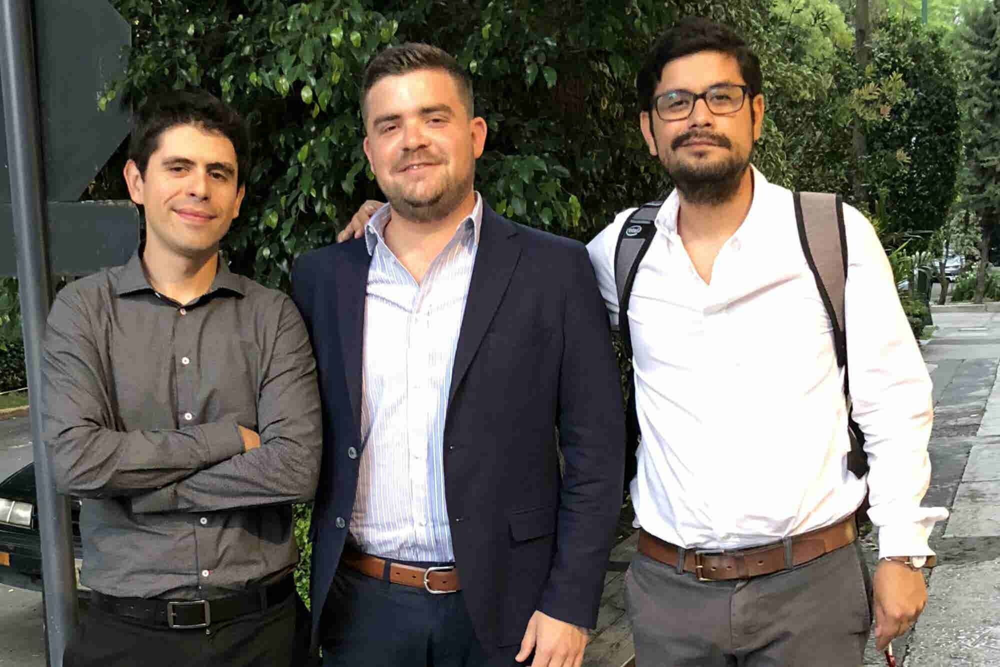 Bridgefy, la startup mexicana que te dejará pedir un Uber o recibir una alerta sísmica sin internet