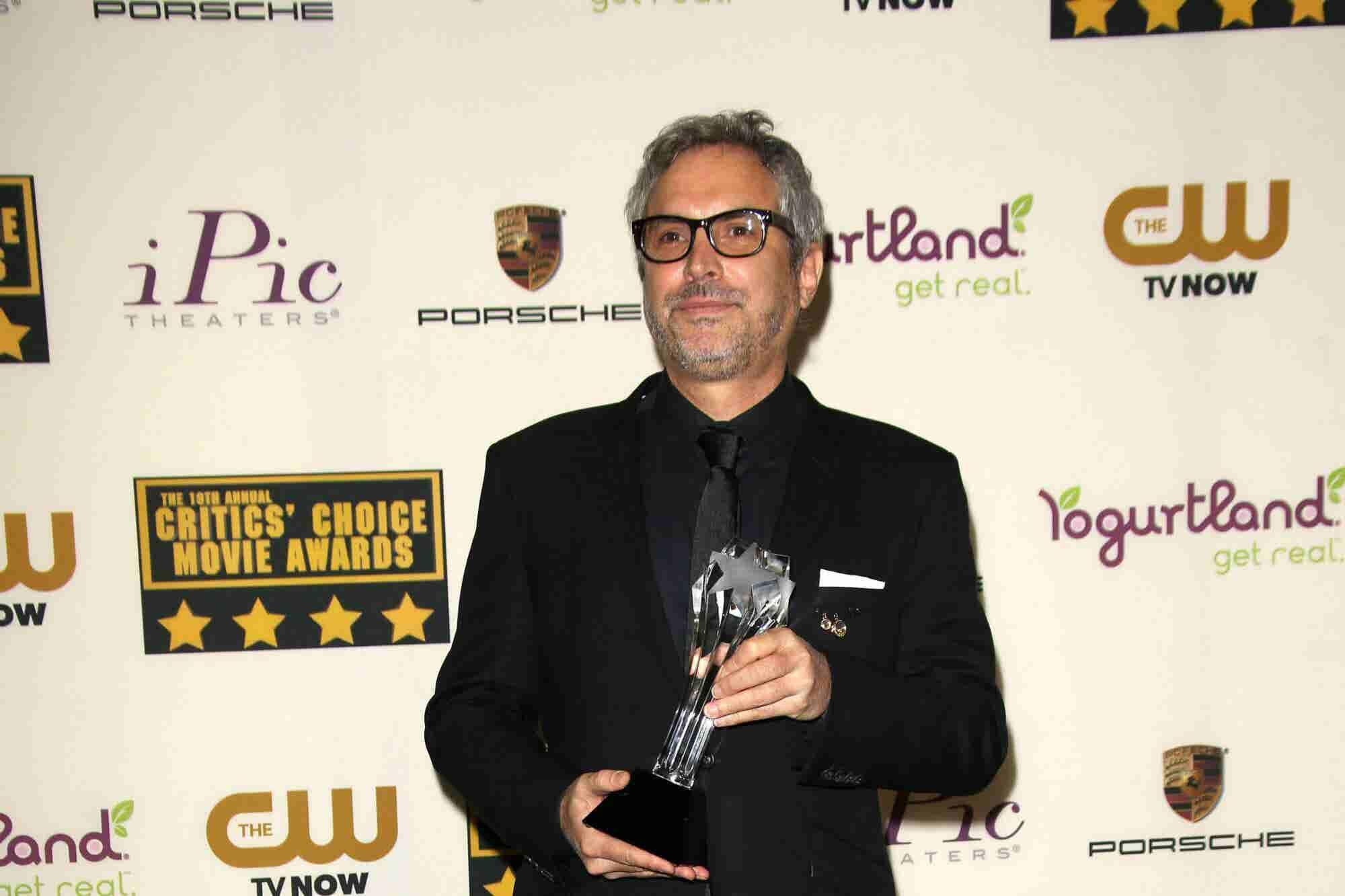 De hacer cine mexicano y Harry Potter, a dominar el cine mundial: el caso de Alfonso Cuarón