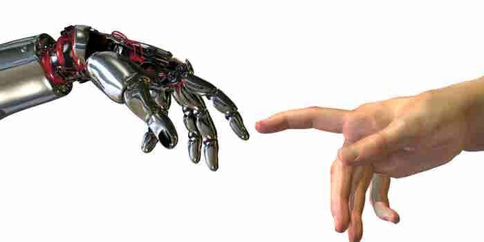¿Robots que ya pueden sentir? Estos científicos crearon un guante que les permite tener estímulos