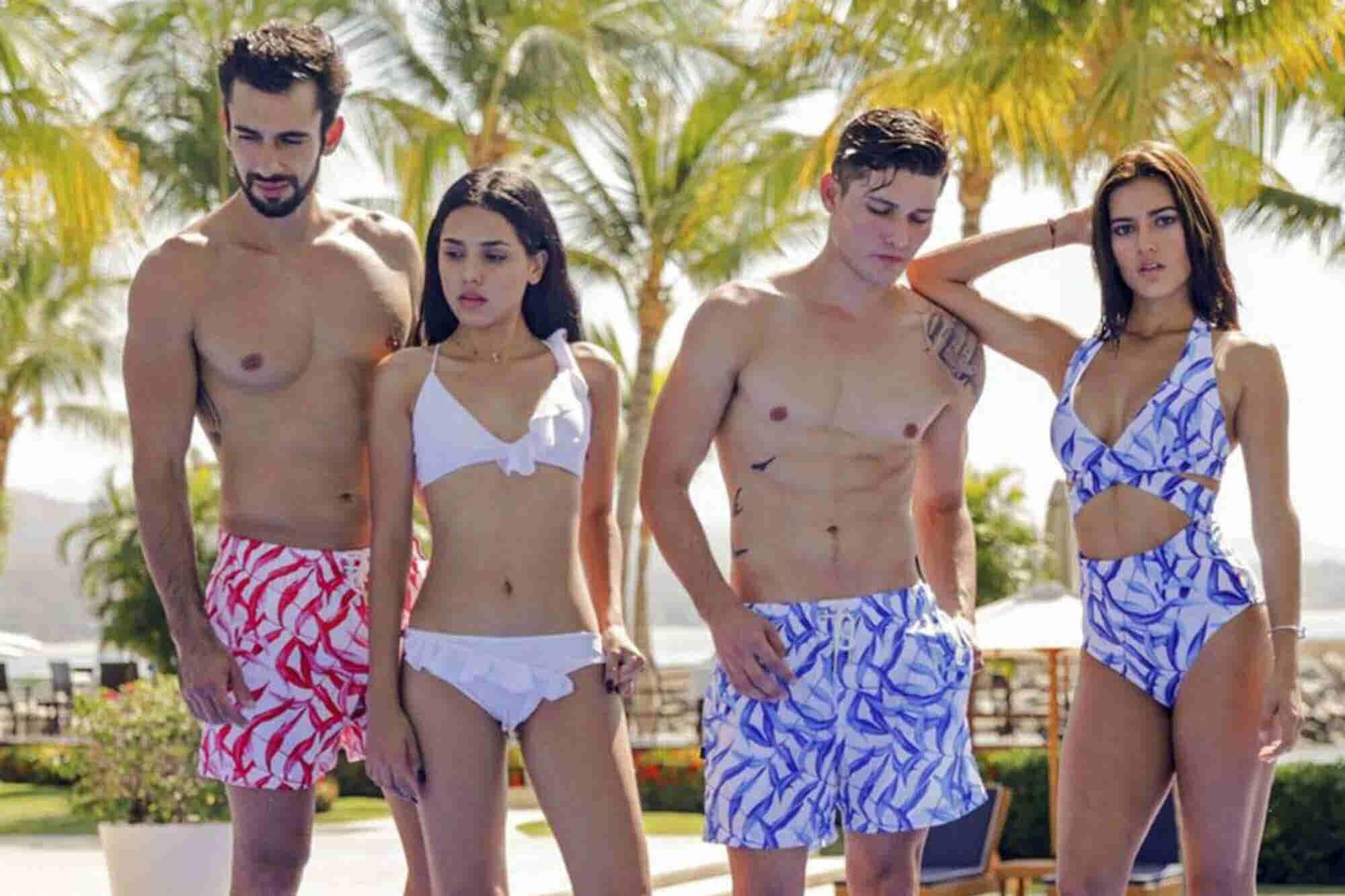 La marca que quiere vestir a los hombres en sus vacaciones