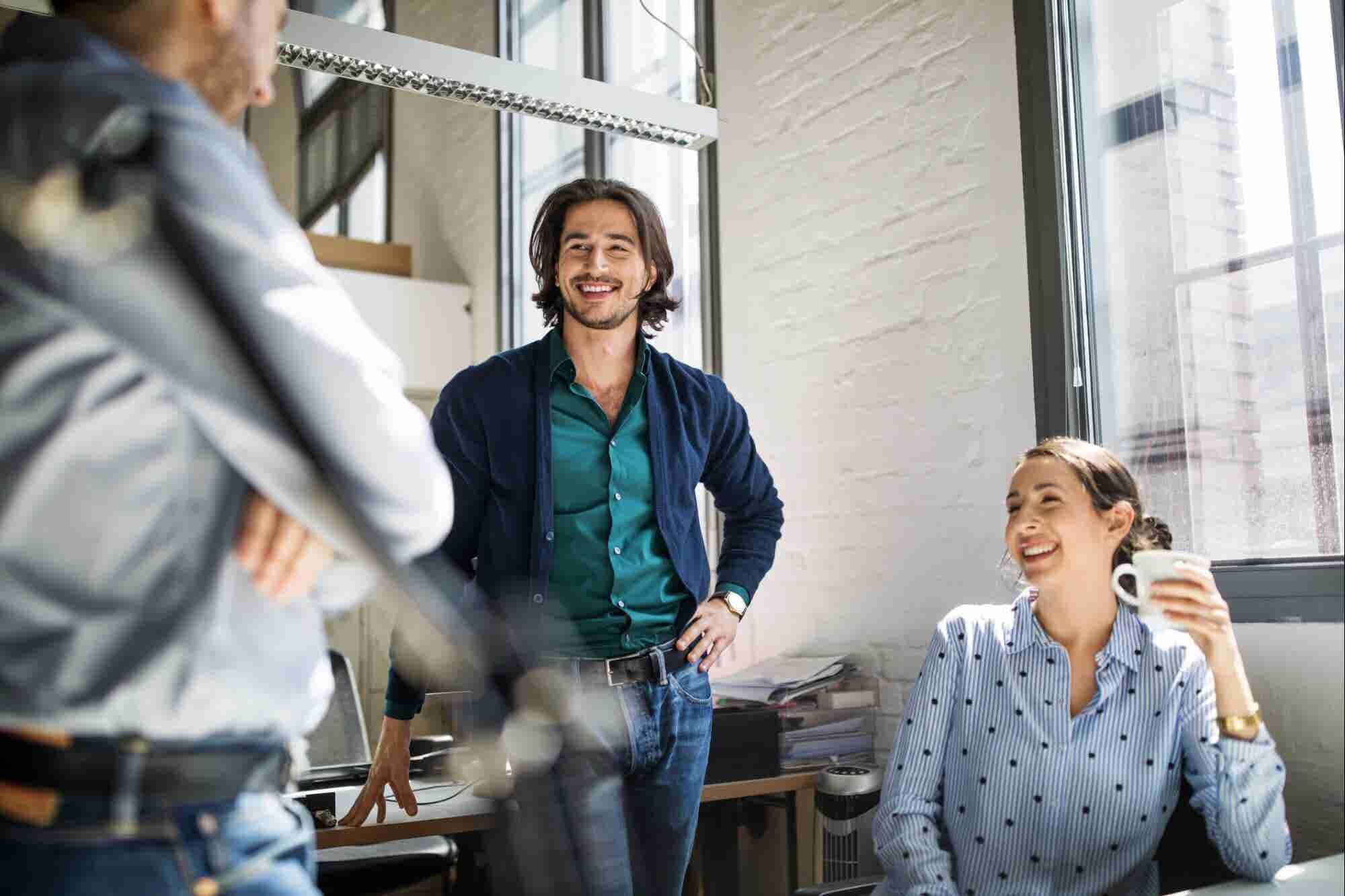 11 formas comprobadas que tienen los emprendedores jóvenes para retene...