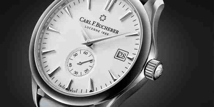 The Executive Selection: Carl F. Bucherer