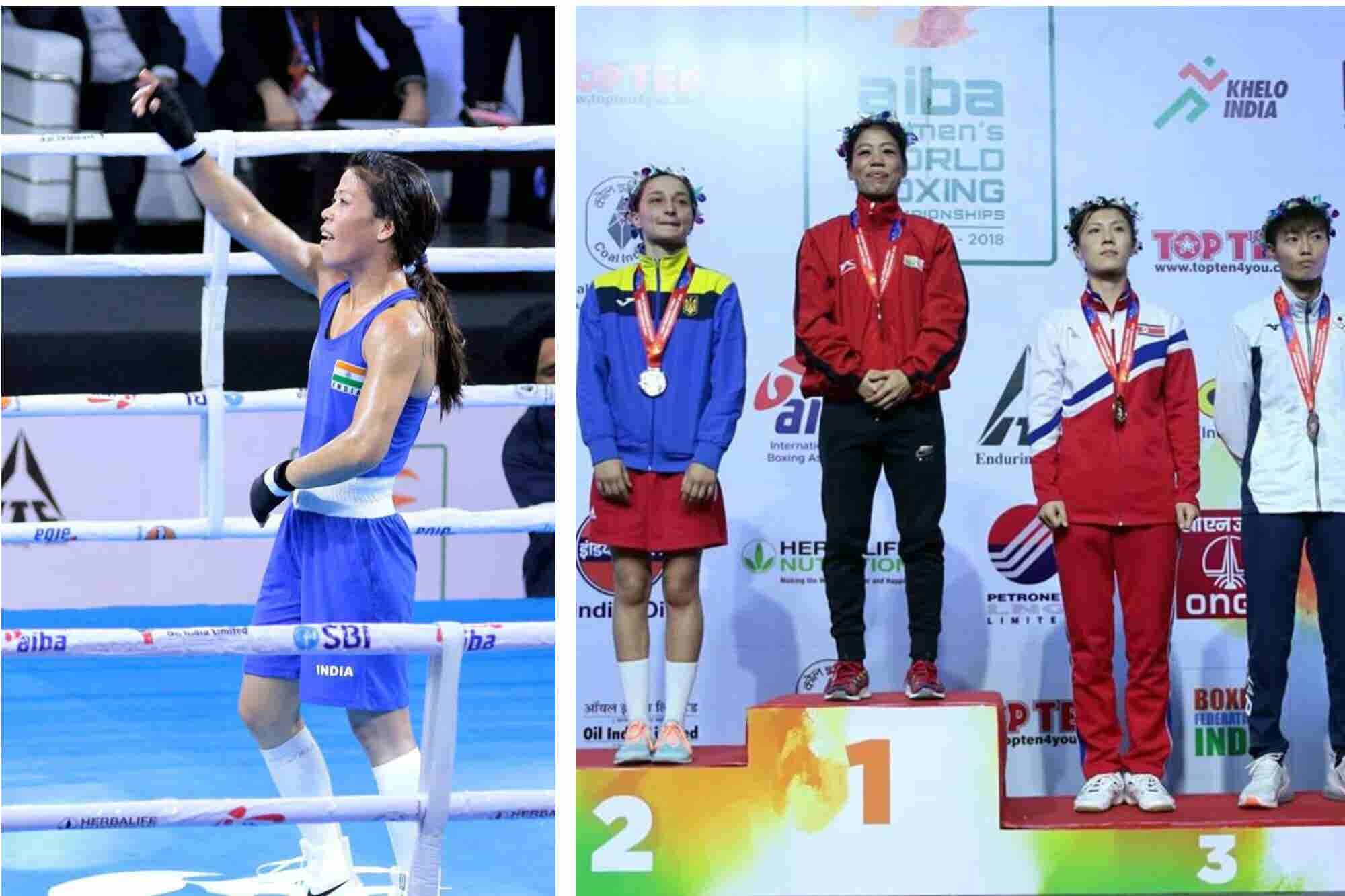 Mary Kom Creates History Yet Again; Now the World's Best Woman Boxer!