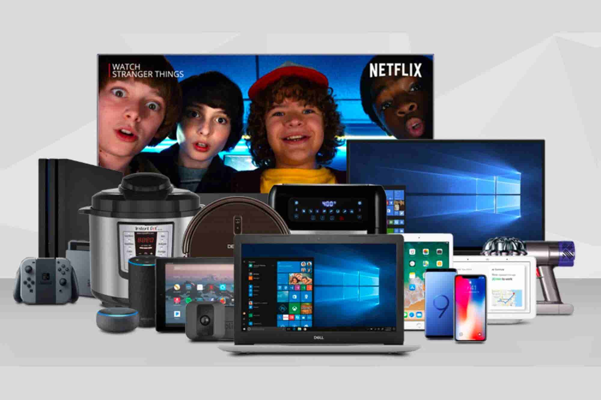 The Best Cyber Monday Tech Deals: iPad, Roku, 4K TVs and More