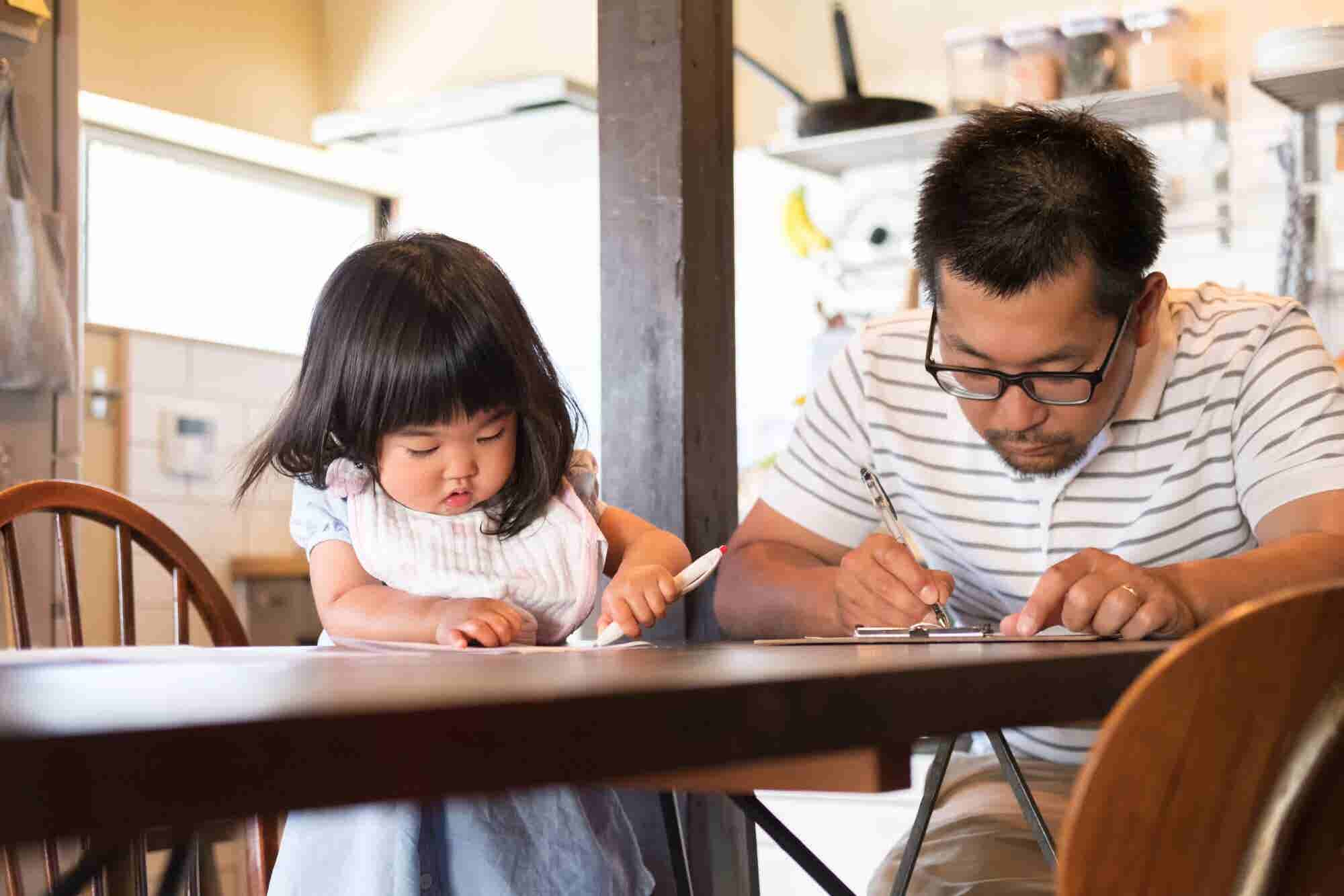 10 Ways to Begin Teaching Your Toddler Business Skills