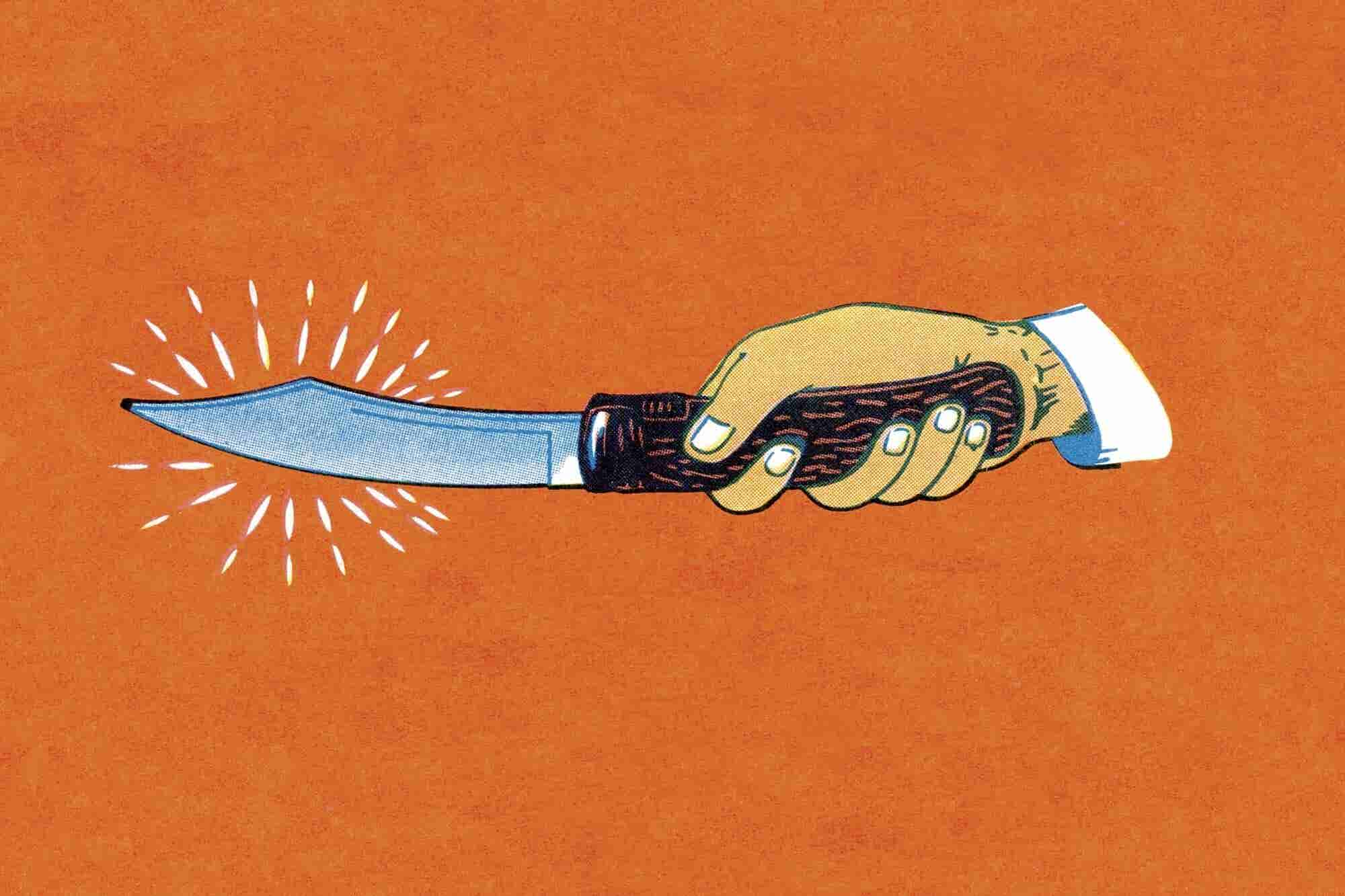 Take Control of Your Business by Treating It Like a Knife Fight