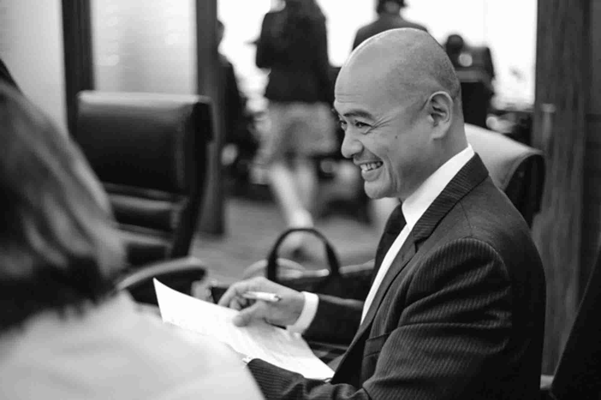 This 3rd-Gen Filipino Entrepreneur Left his Legal Practice in the US to Return Home to a Culture of Deep Relationships