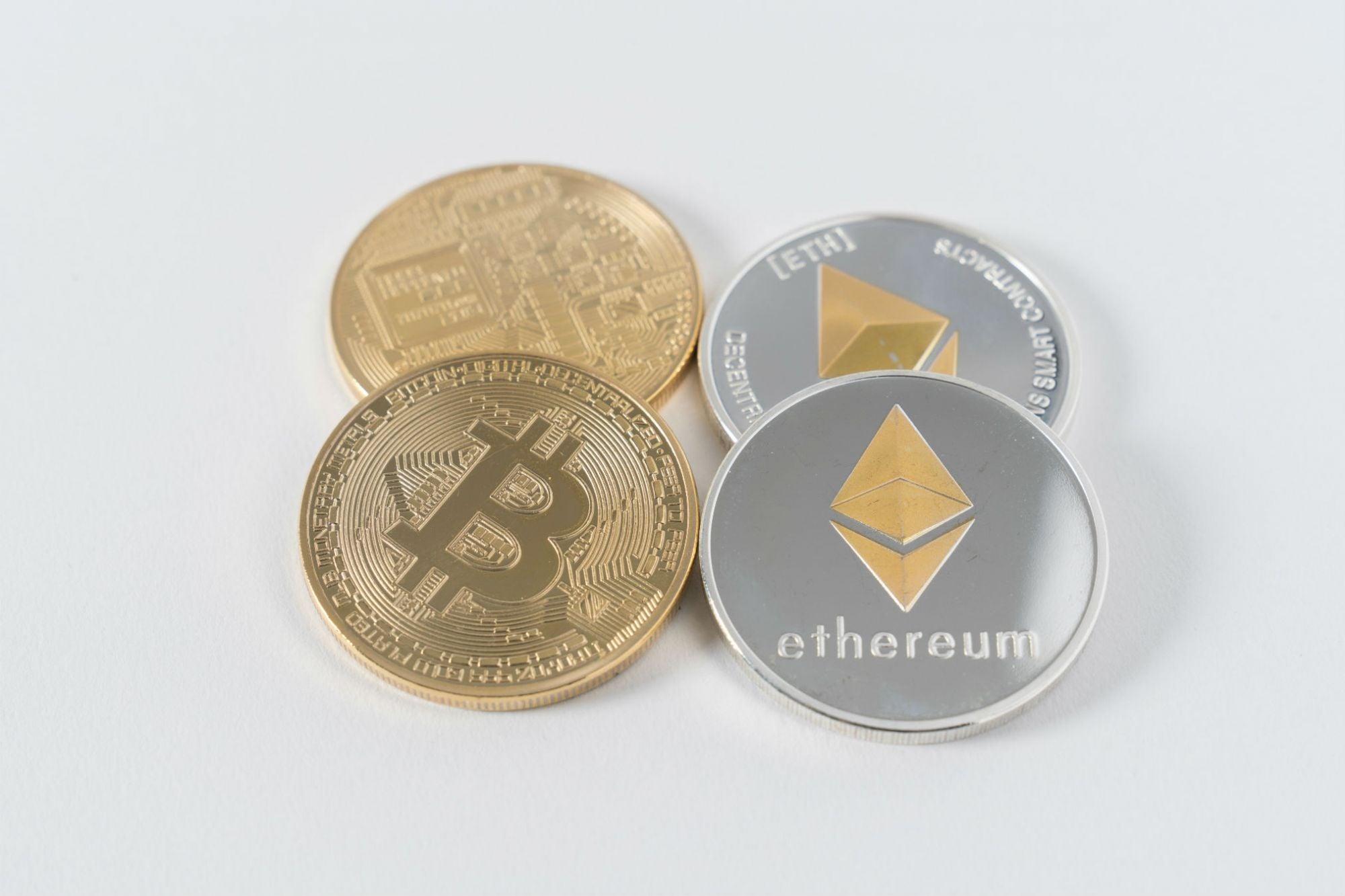 come il commercio ethereum a bitcoin