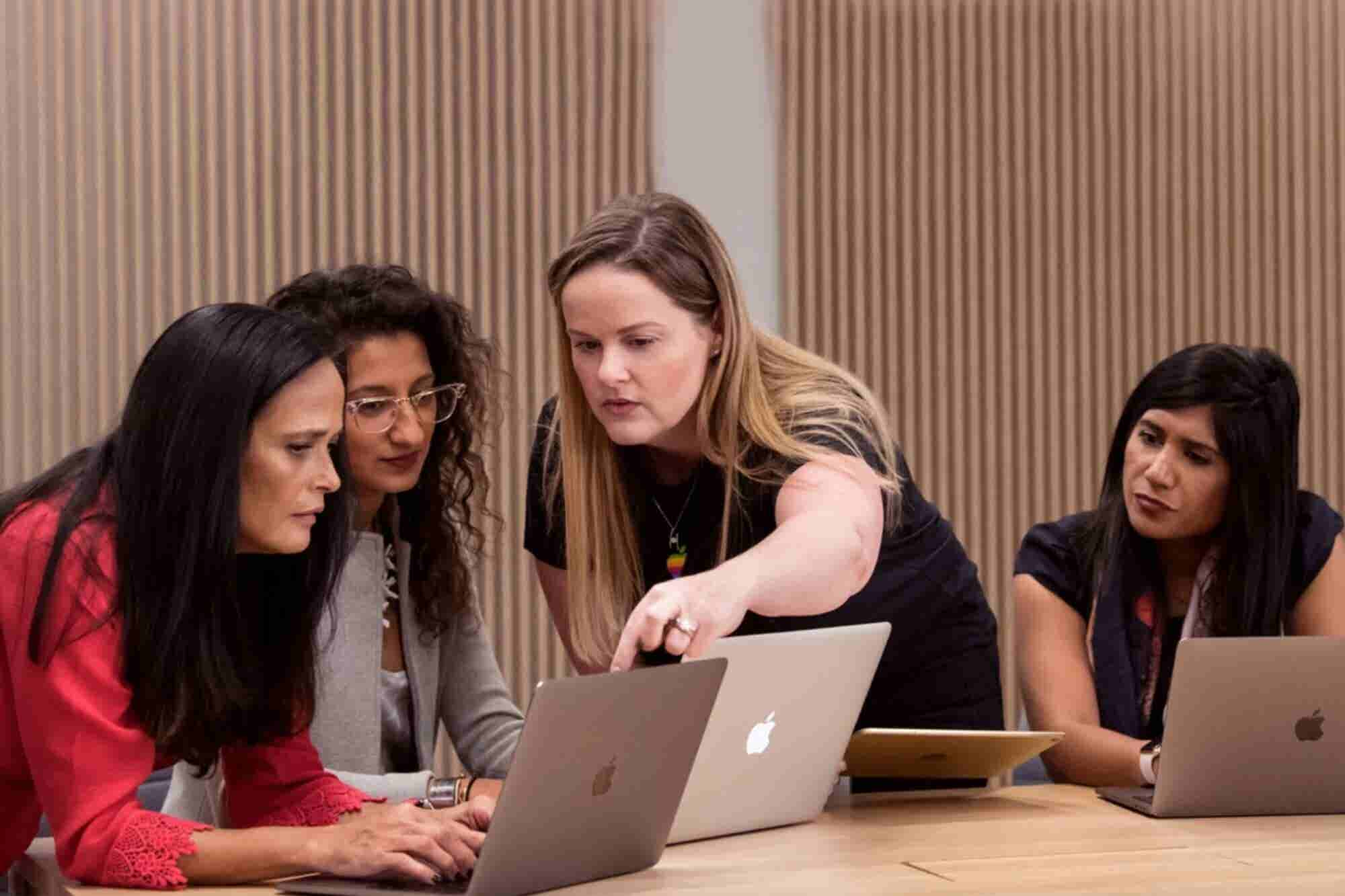 Apple Entrepreneur Camp Launches to Help Women App Developers