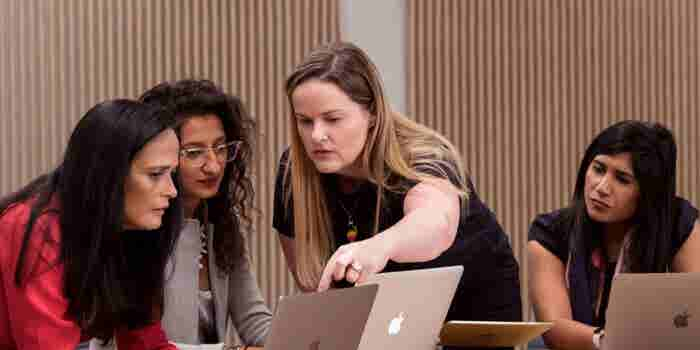 Apple Entrepreneur Camp Launches to Help Women App Developers