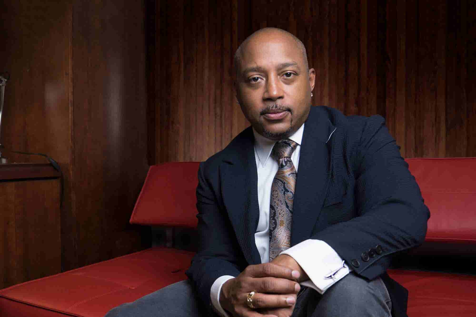 Daymond John: 5 Reasons Why Education Is the Key to Your Success