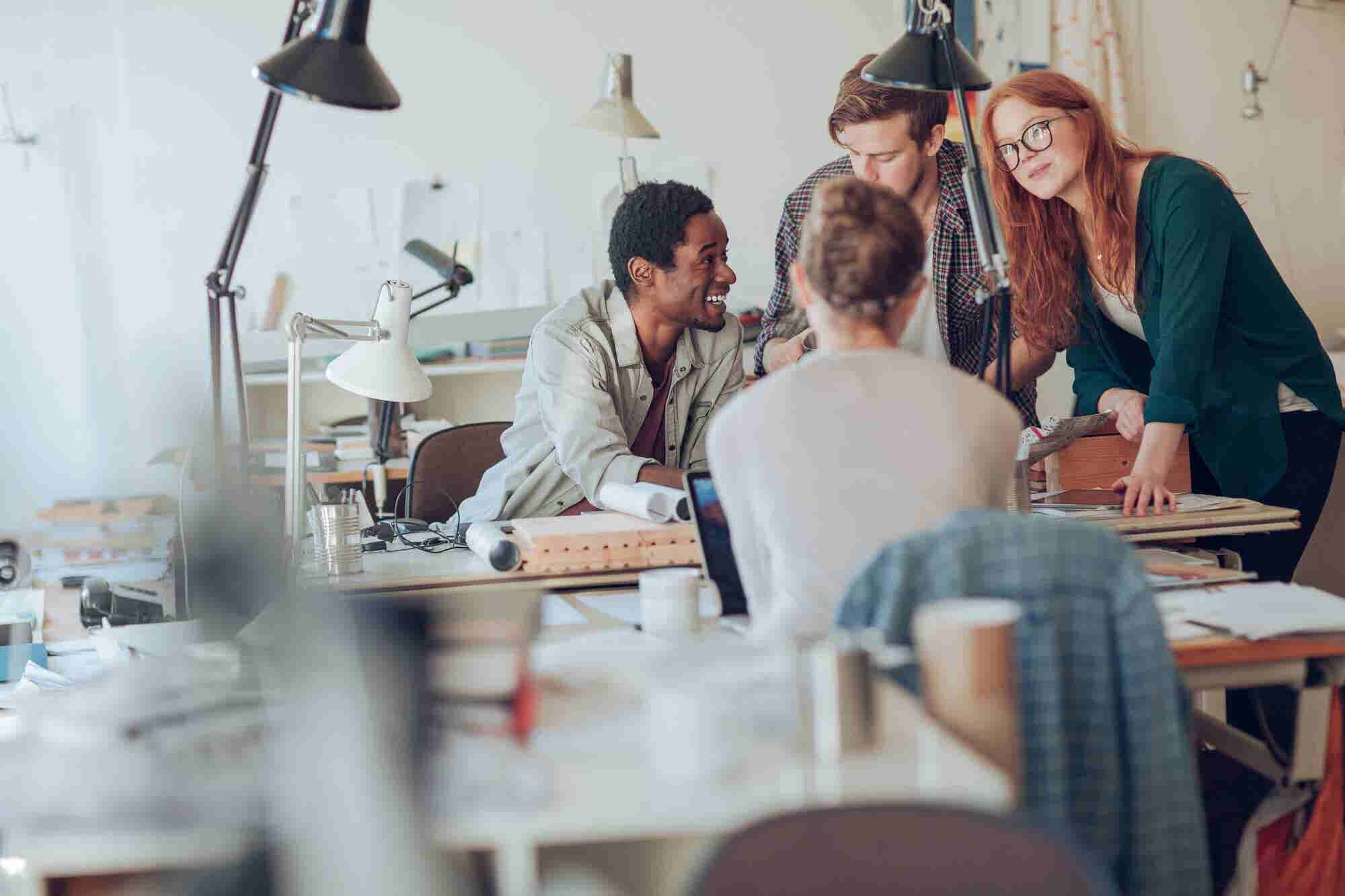 Empower the Employees Who Will Build an Amazing Culture